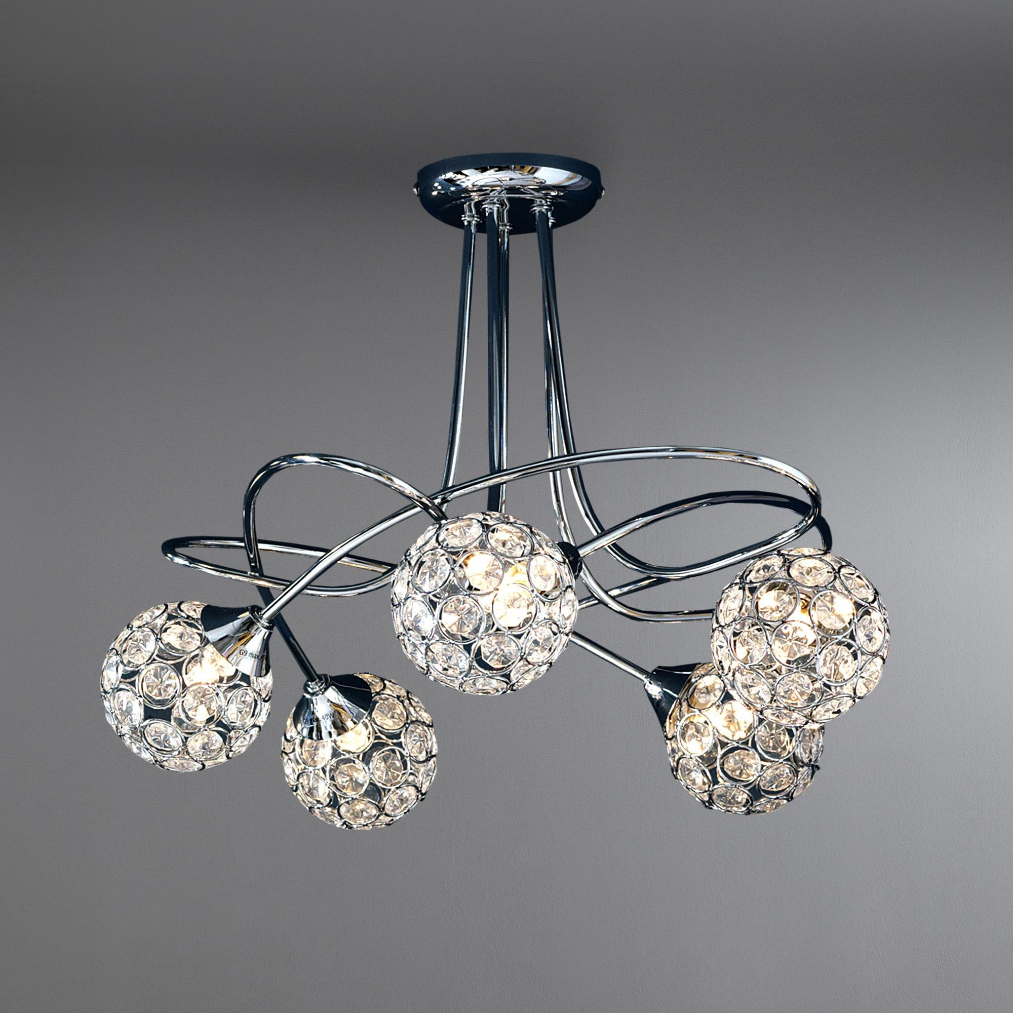 Small Chandeliers For Low Ceilings Home Decor Lighting Ideas Throughout Small Chandeliers For Low Ceilings (Image 14 of 15)