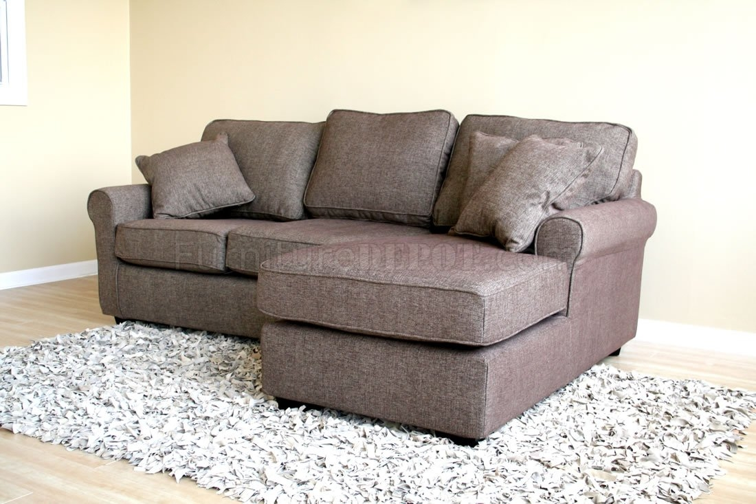 Small Sectional Sofa Sleeper Maintenance Sofas With Chaise In Small Sectional Sofa (View 3 of 15)