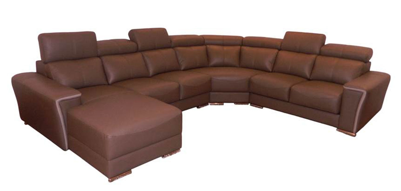 Sofa Pertaining To C Shaped Sofas (Image 13 of 15)