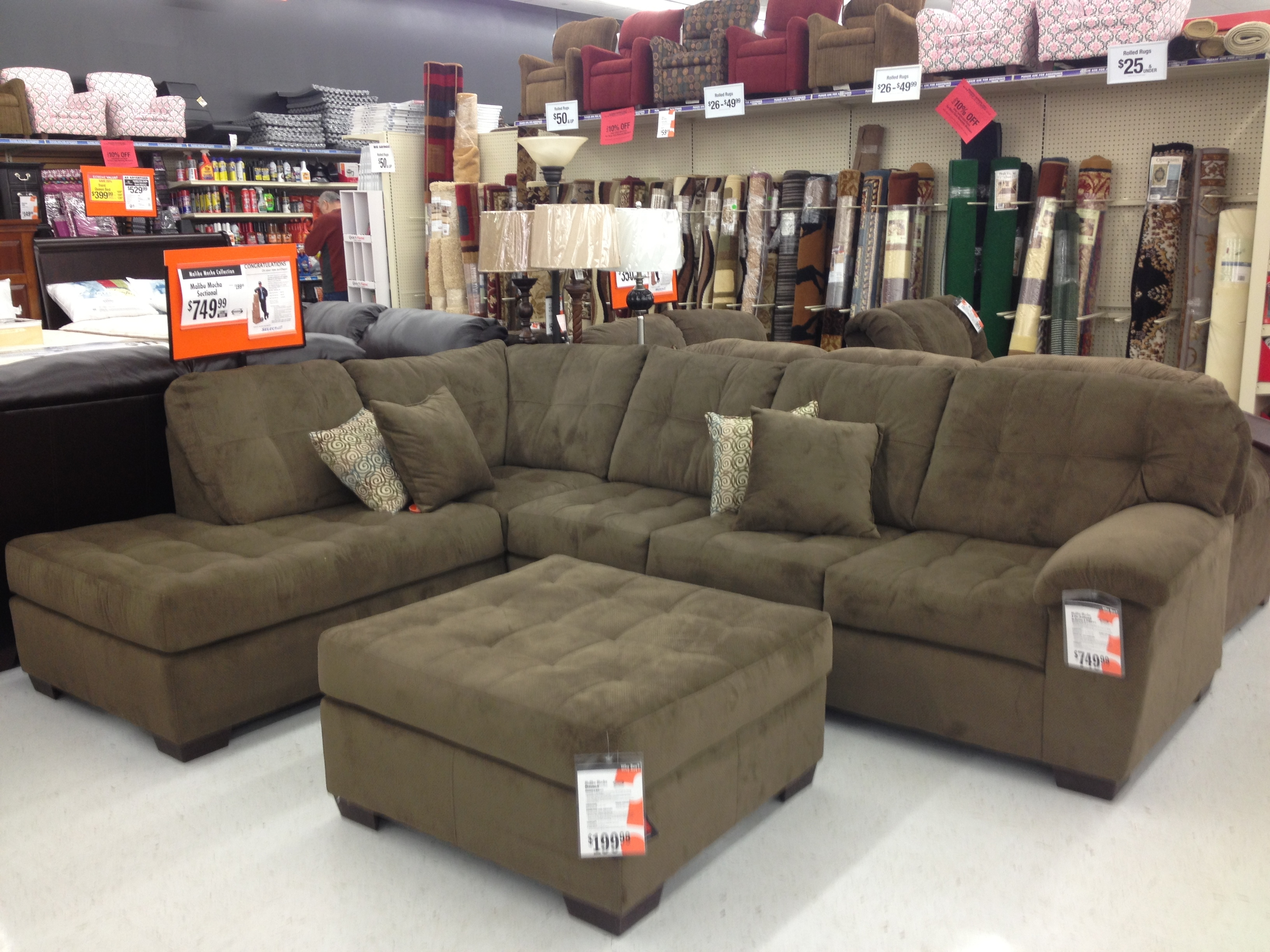 Sofas Center Big Lots Sleeperas Couches And At Leather In Within Big Lots Sofas (Image 14 of 15)