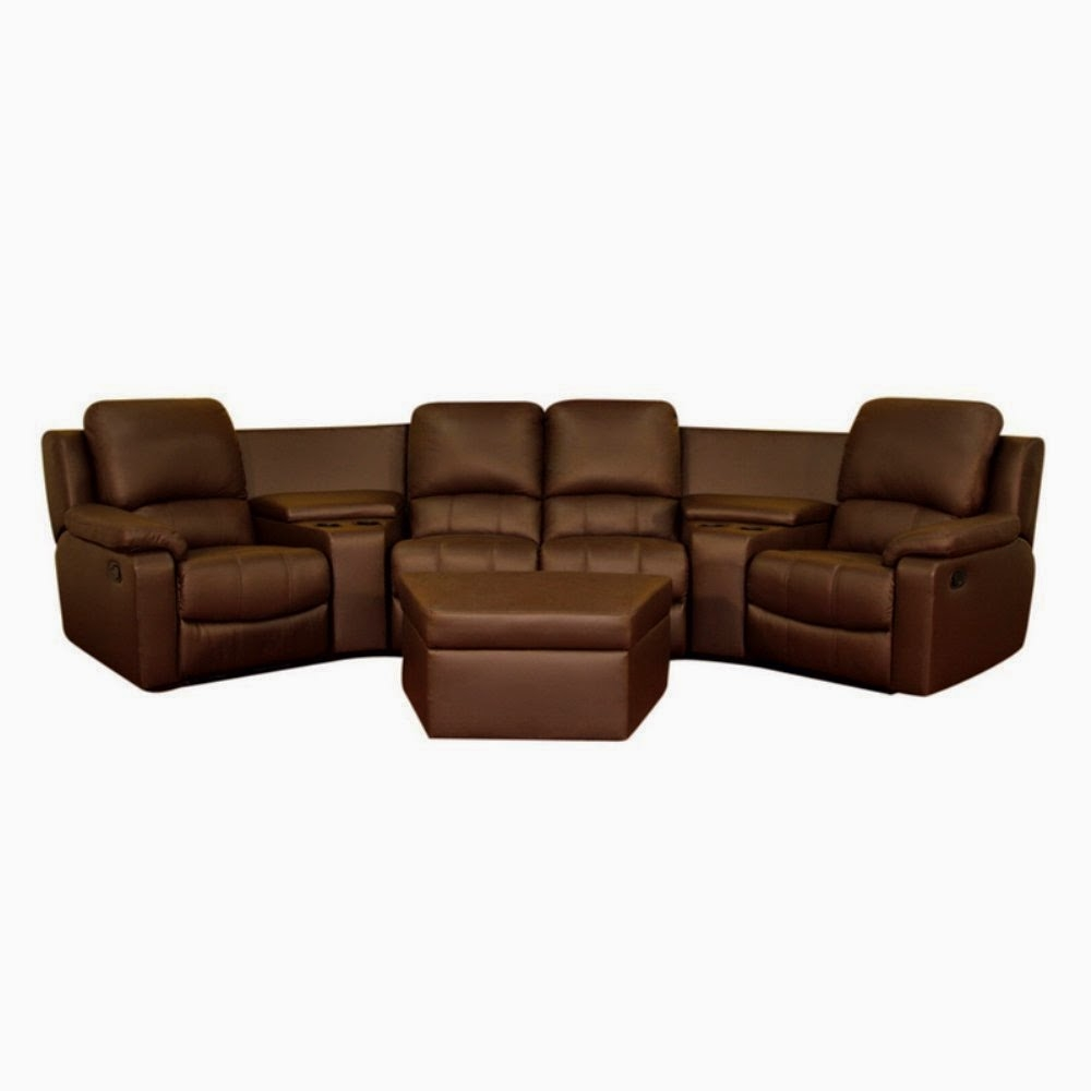 Sofas Center Curved Reclining Sofa Bonded Leather Best Brands Inside Curved Recliner Sofa (Image 11 of 15)