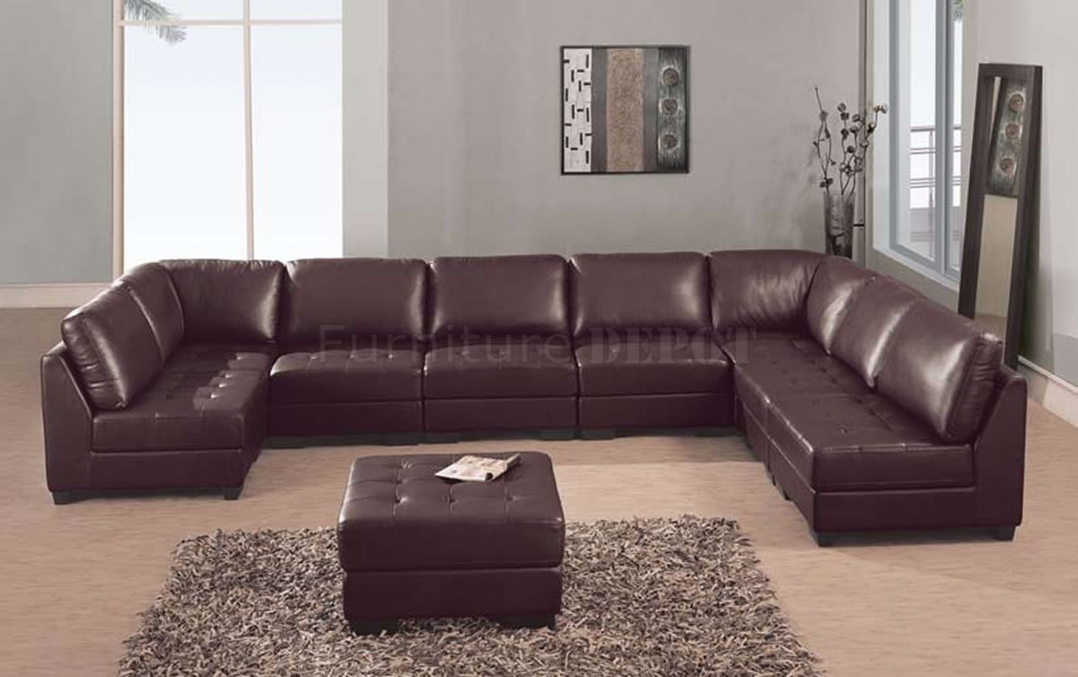 Sofas Center Dreaded Leather Sectional Sofas Pictures Within Closeout Sectional Sofas (Image 14 of 15)