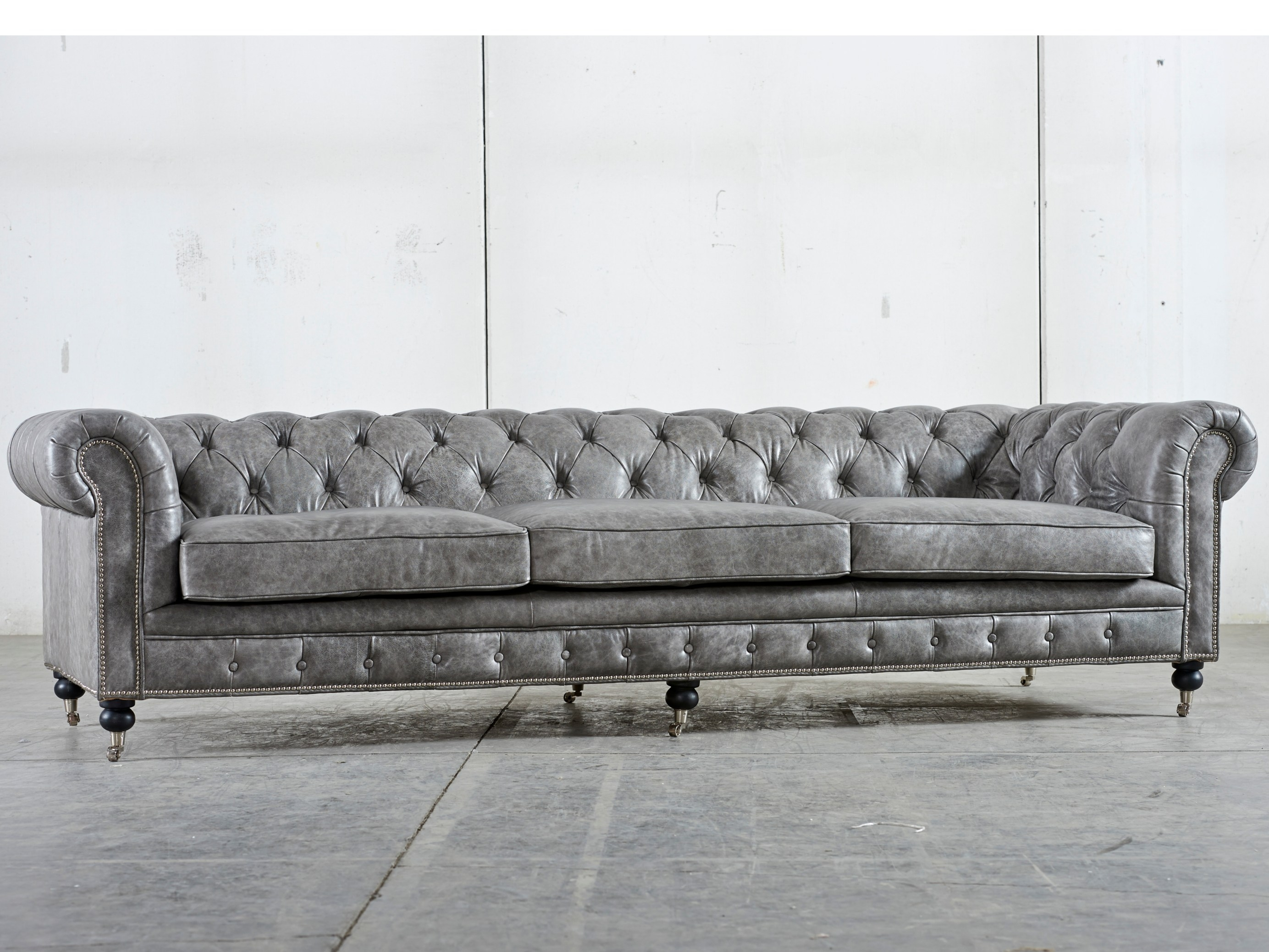 Featured Image of Affordable Tufted Sofa