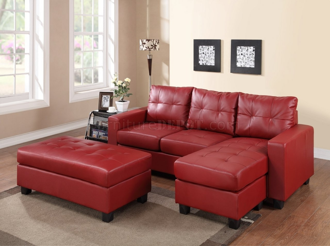 Sofas Luxury Your Living Room Sofas Design With Red Sectional For Curved Sectional Sofa With Recliner (Image 14 of 15)