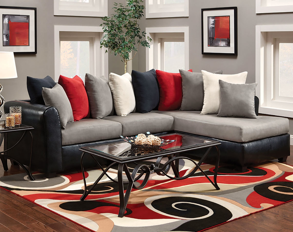 Sofas Luxury Your Living Room Sofas Design With Red Sectional Pertaining To Comfy Sectional Sofa (Image 15 of 15)