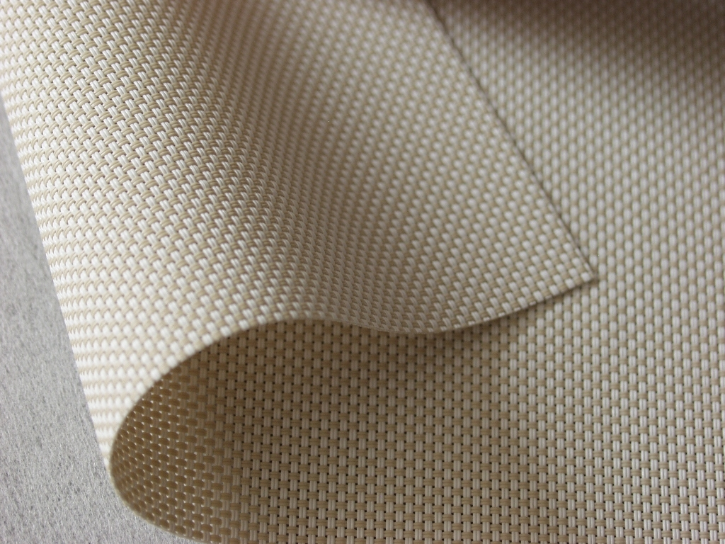 Solar Mesh Roller Shade Fabric S300gym S300gym Motorized Inside Cloth Roller Blinds (Image 14 of 15)