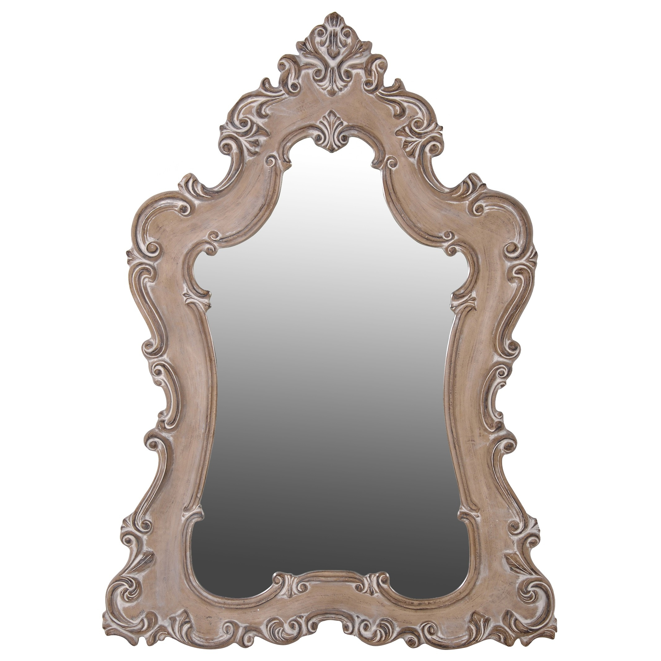Stunning Design Ornate Wall Mirrors Projects Idea Of New Ideas For Ornate Wall Mirror (Image 12 of 15)
