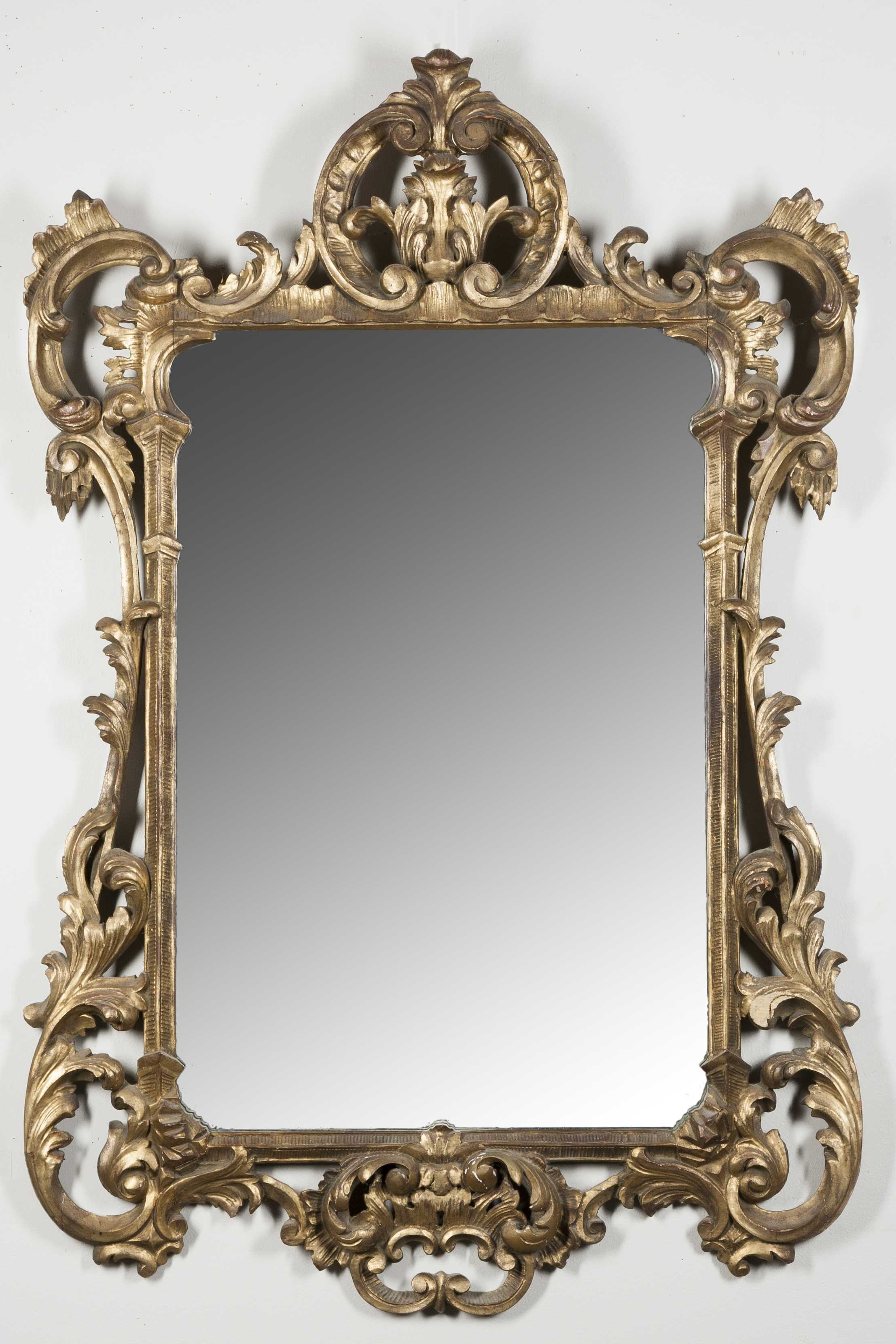 Style Gilded Mirror Within Gilded Mirror (Image 14 of 15)