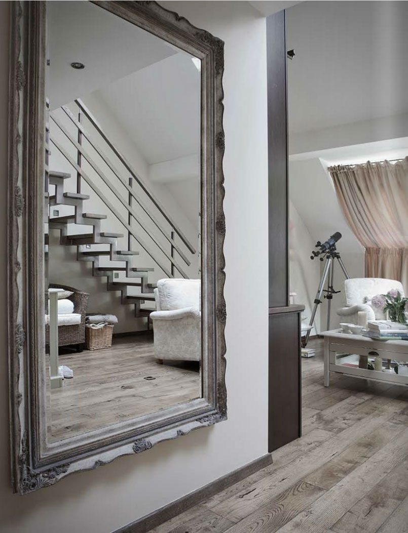 Stylish Decoration Big Wall Mirror Unusual Design 25 Best Ideas With Unusual Large Wall Mirrors (Image 12 of 15)