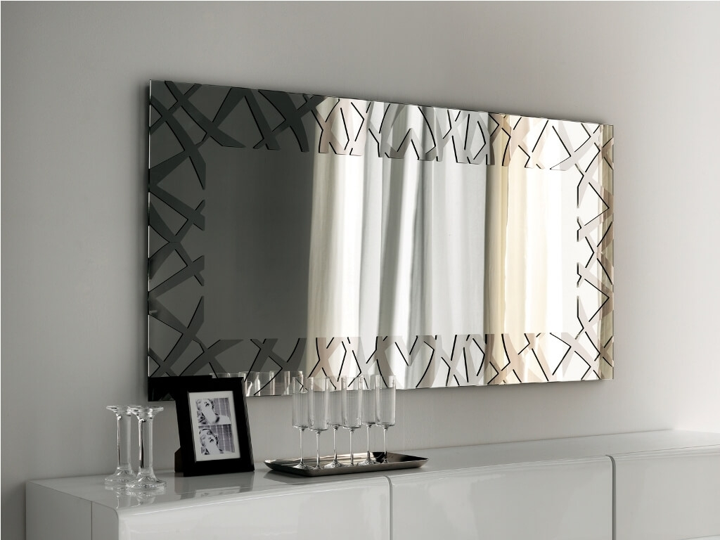 Stylish Decoration Mirrors For Walls Awesome Inspiration Ideas In Designer Mirrors For Walls (Image 14 of 15)