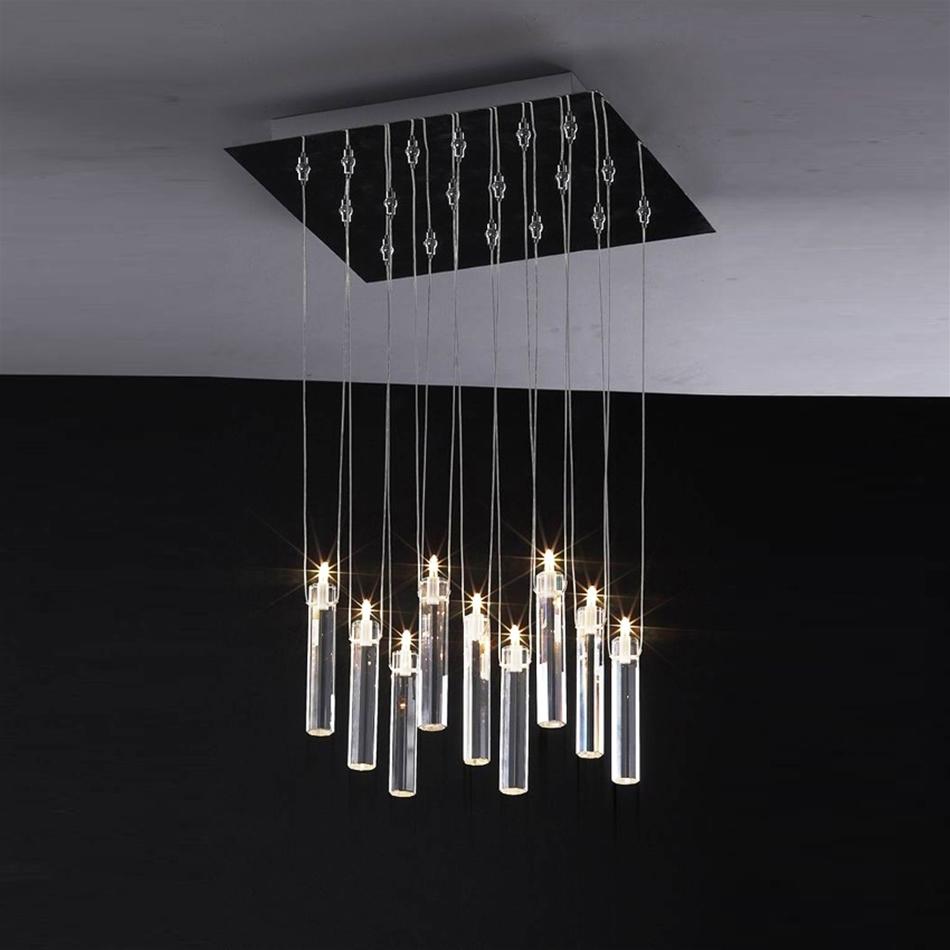 Stylish Modern Chandelier Lighting Home Lighting Insight Inside Modern Chandelier Lighting (Image 14 of 15)