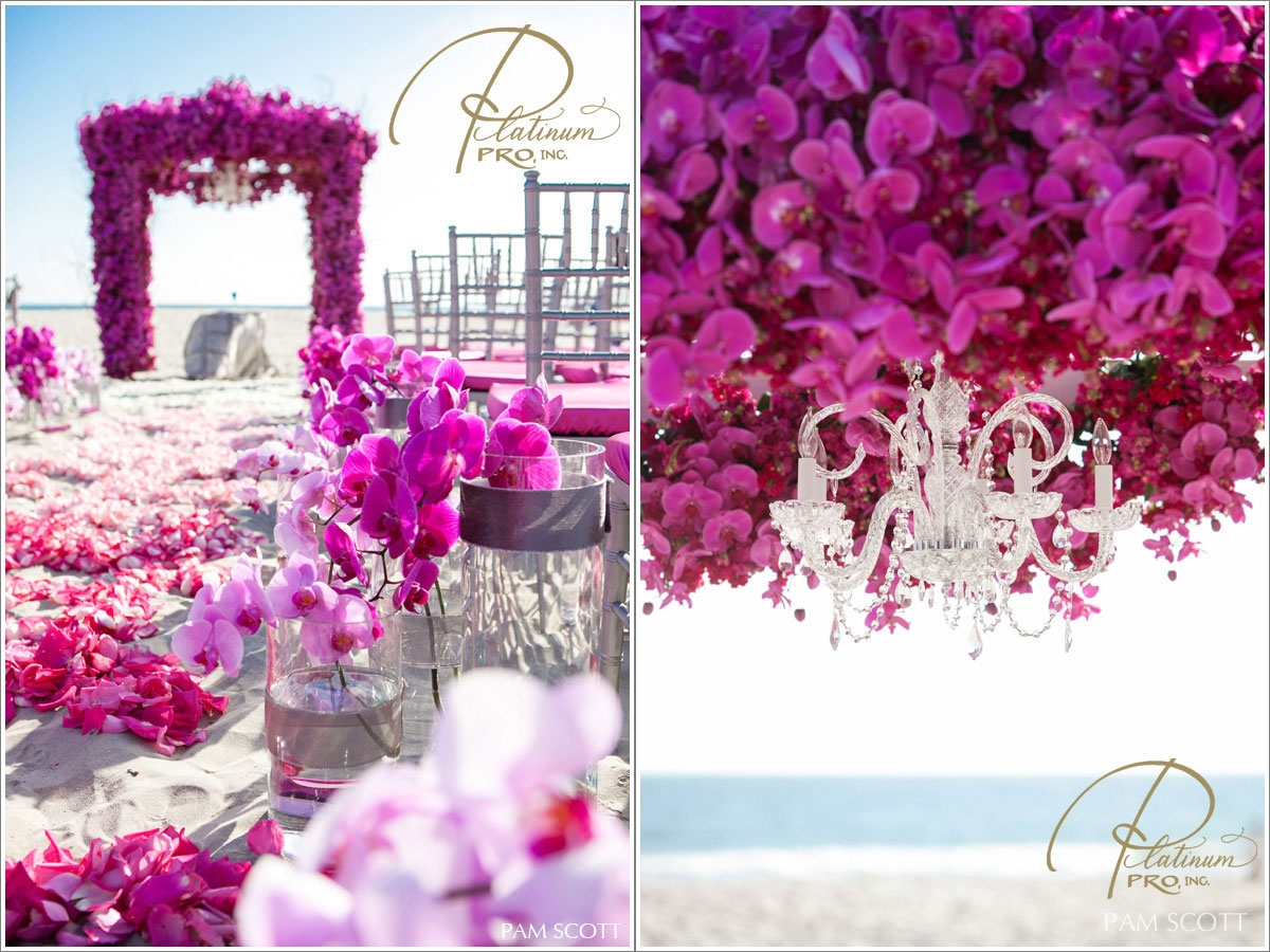 Summer Is Coming To An End Fuchsia Bliss Custom Event Productions Inside Fuschia Chandelier (View 7 of 15)