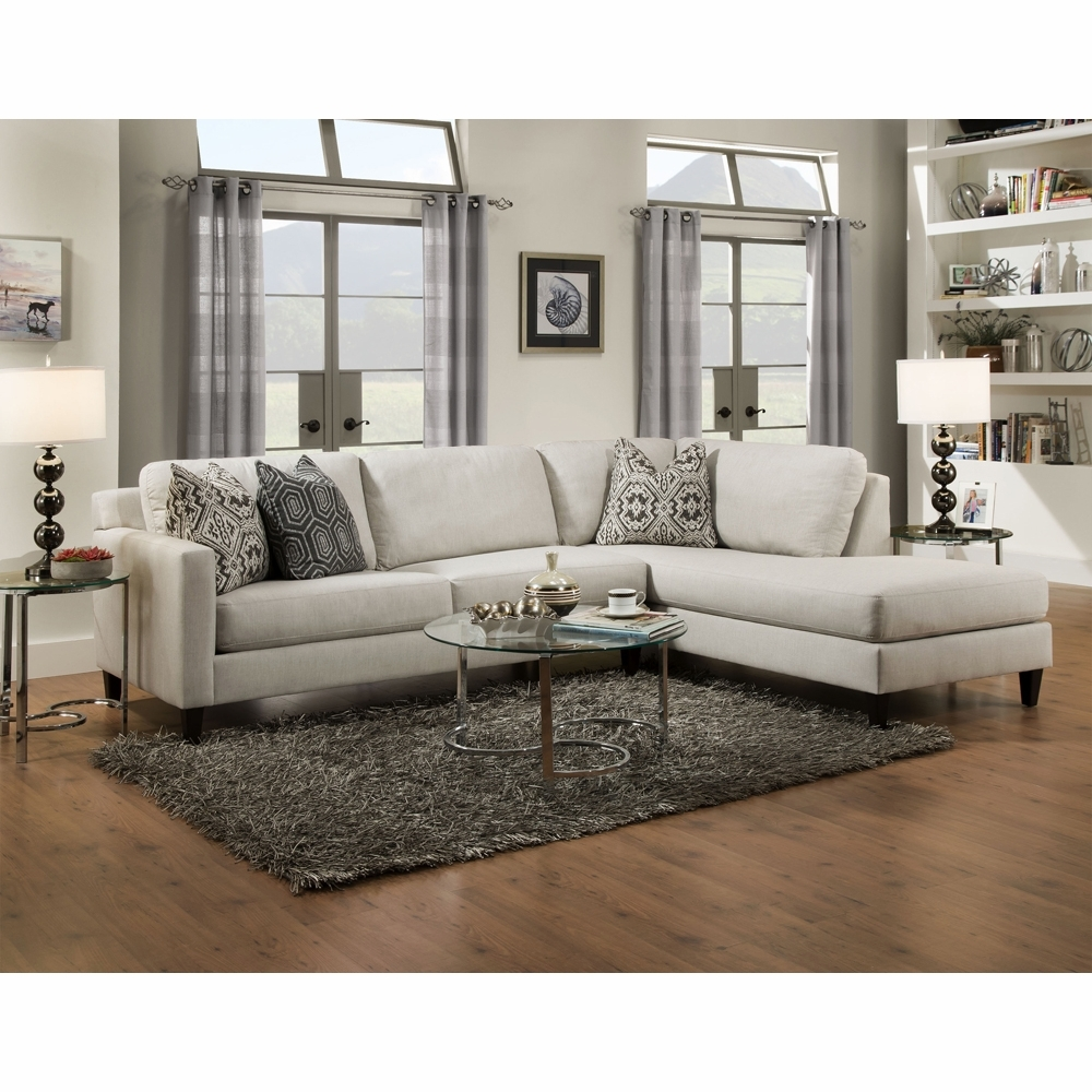 Sunbrella Trumann Sectional N20a 1153 Within Bauhaus Sectional Sofas (Image 15 of 15)