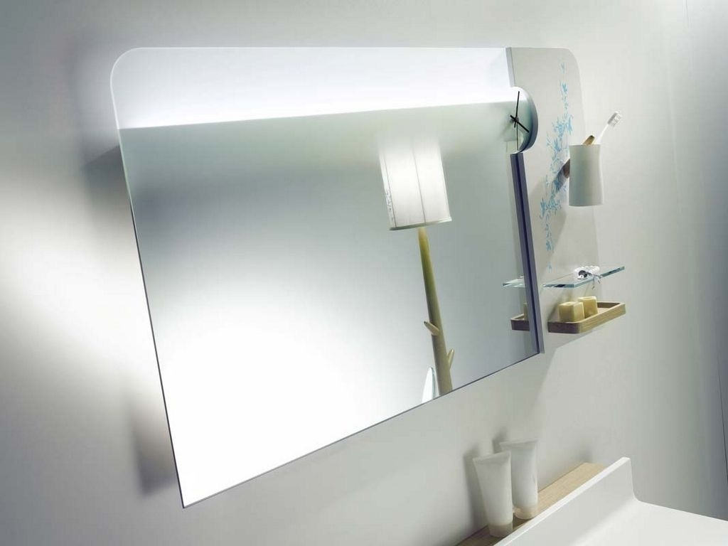 Super Ideas Bathroom Mirror Design 13 Mesmerizing Mirrors For A Throughout Bright Coloured Mirrors (Image 15 of 15)
