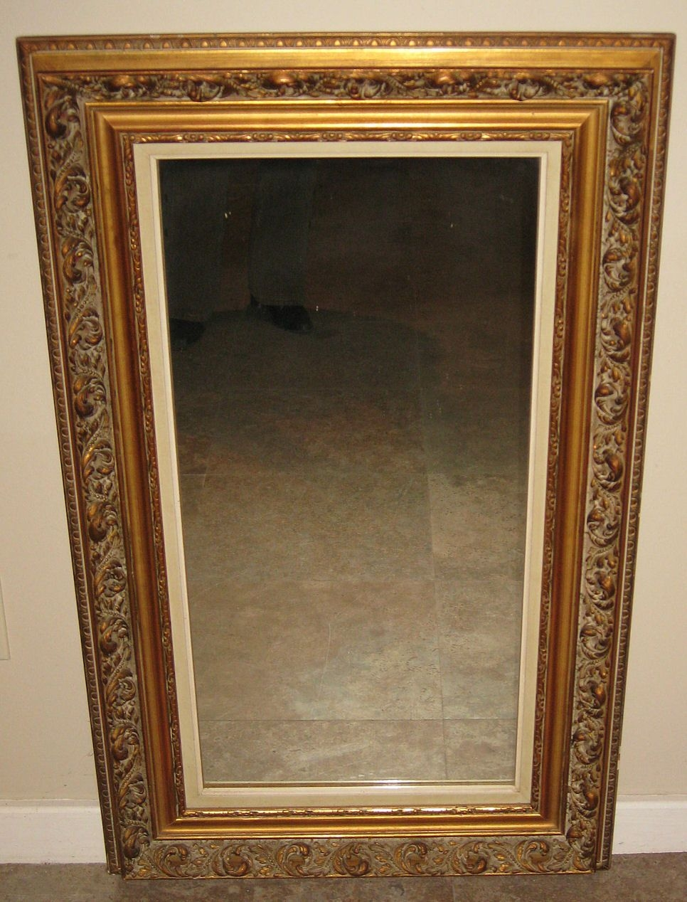 Superb Parcel Gilt Wood Framed Mirror From Dynastycollections On With Large Gilt Framed Mirror (Image 14 of 15)