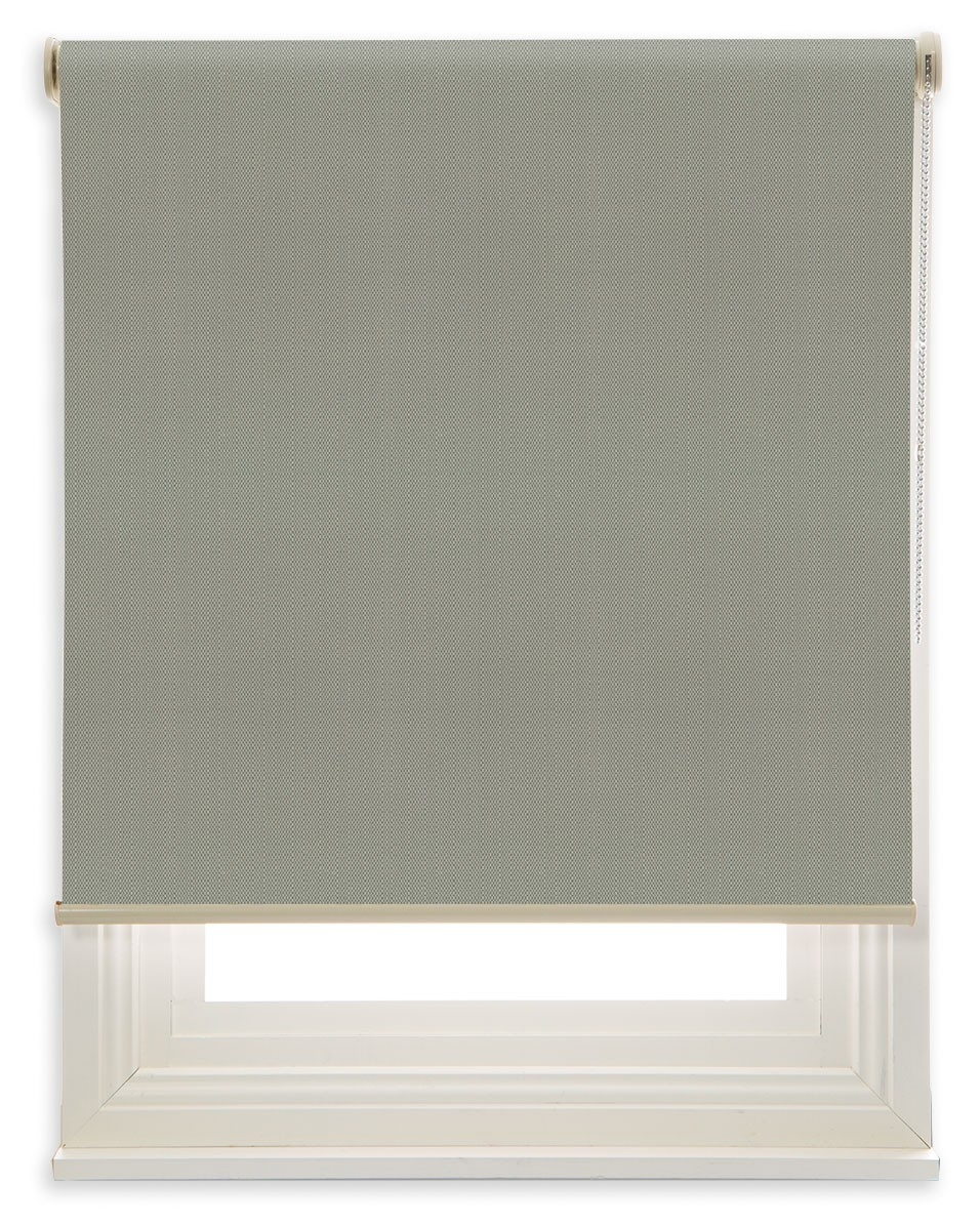 Supreme Blockout Roller Blinds The Blinds Company Throughout Reverse Roller Blinds (Image 14 of 15)