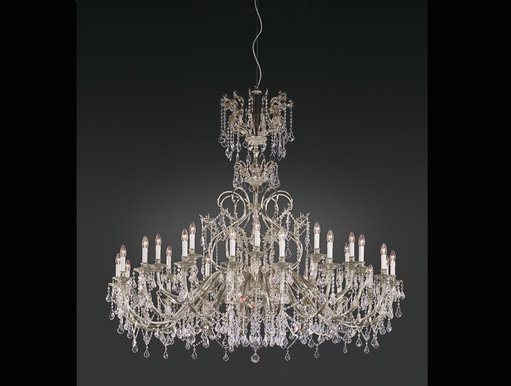Swarovski Crystal Chandelier With Regard To Costco Chandeliers (View 14 of 15)