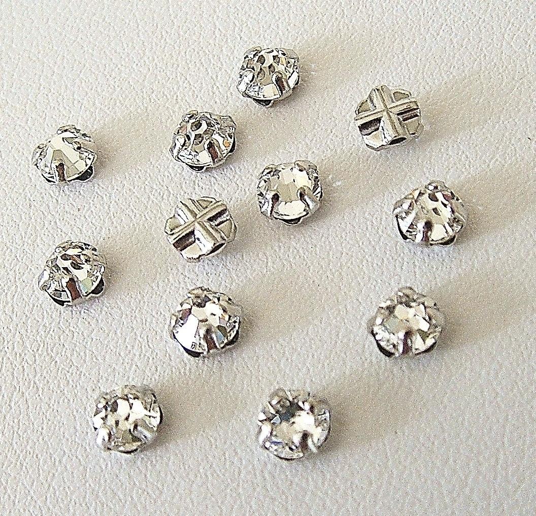 Swarovski Crystal Flatback Etsy Intended For Swarovski Mirrors (Image 12 of 15)