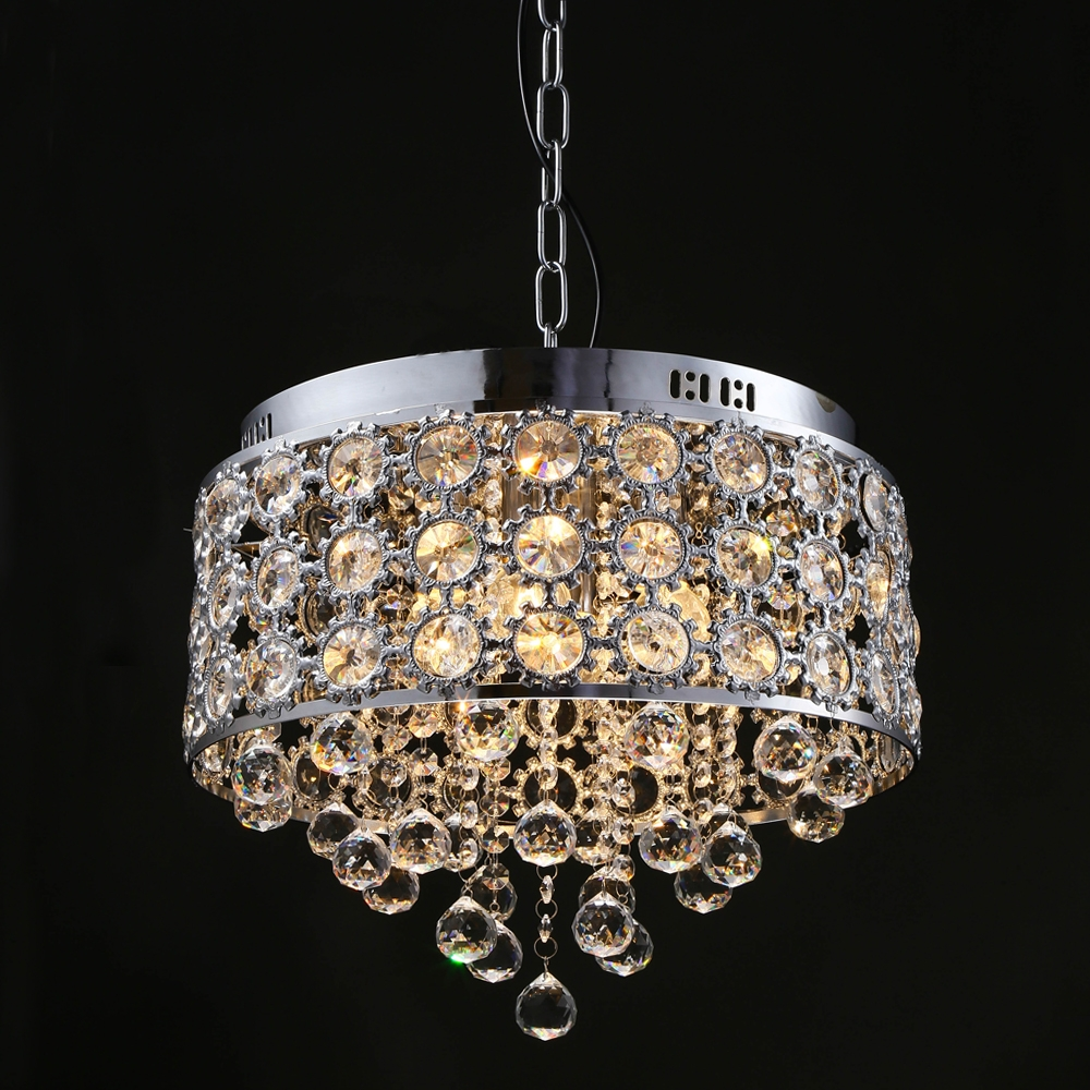 Table Crystal Chandelier Table Crystal Chandelier Suppliers And With Crystal Globe Chandelier (Photo 7 of 15)