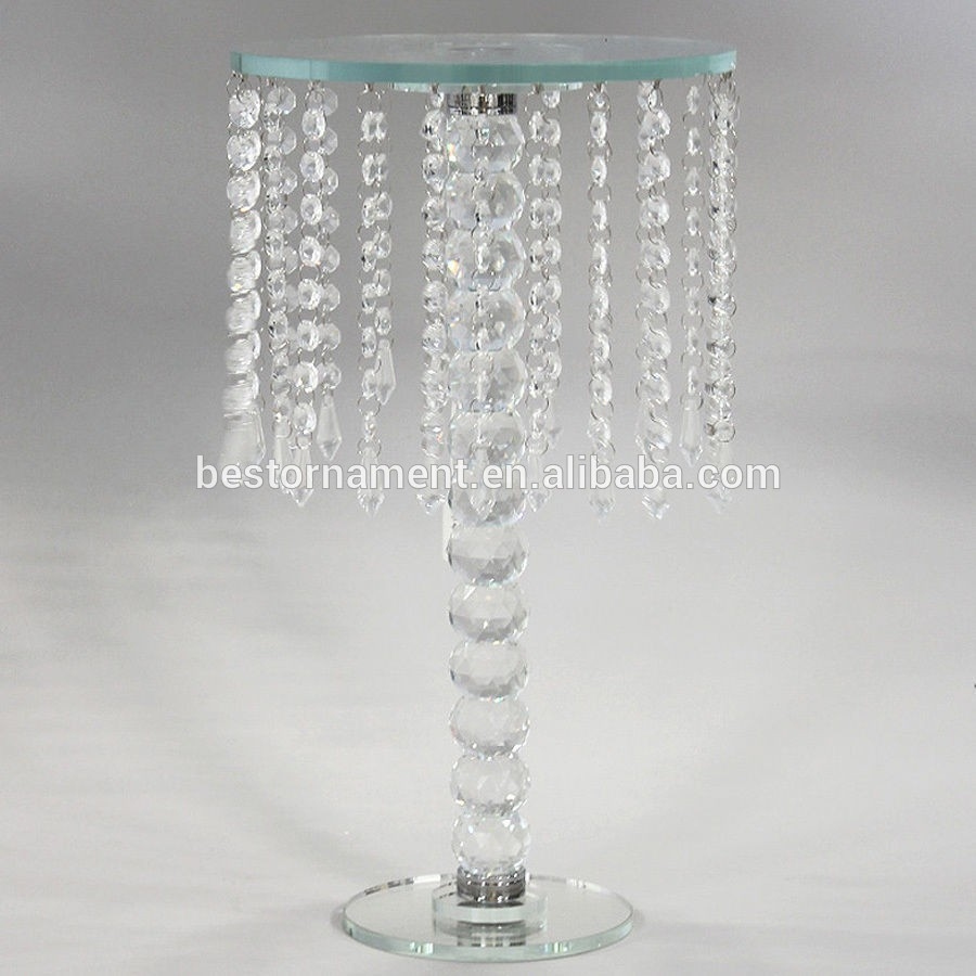 Table Top Chandeliers Table Top Chandeliers Suppliers And For Crystal Table Chandeliers (Image 15 of 15)