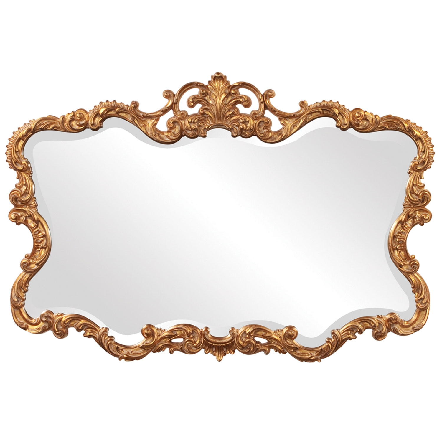 Featured Image of Antique Gold Mirrors
