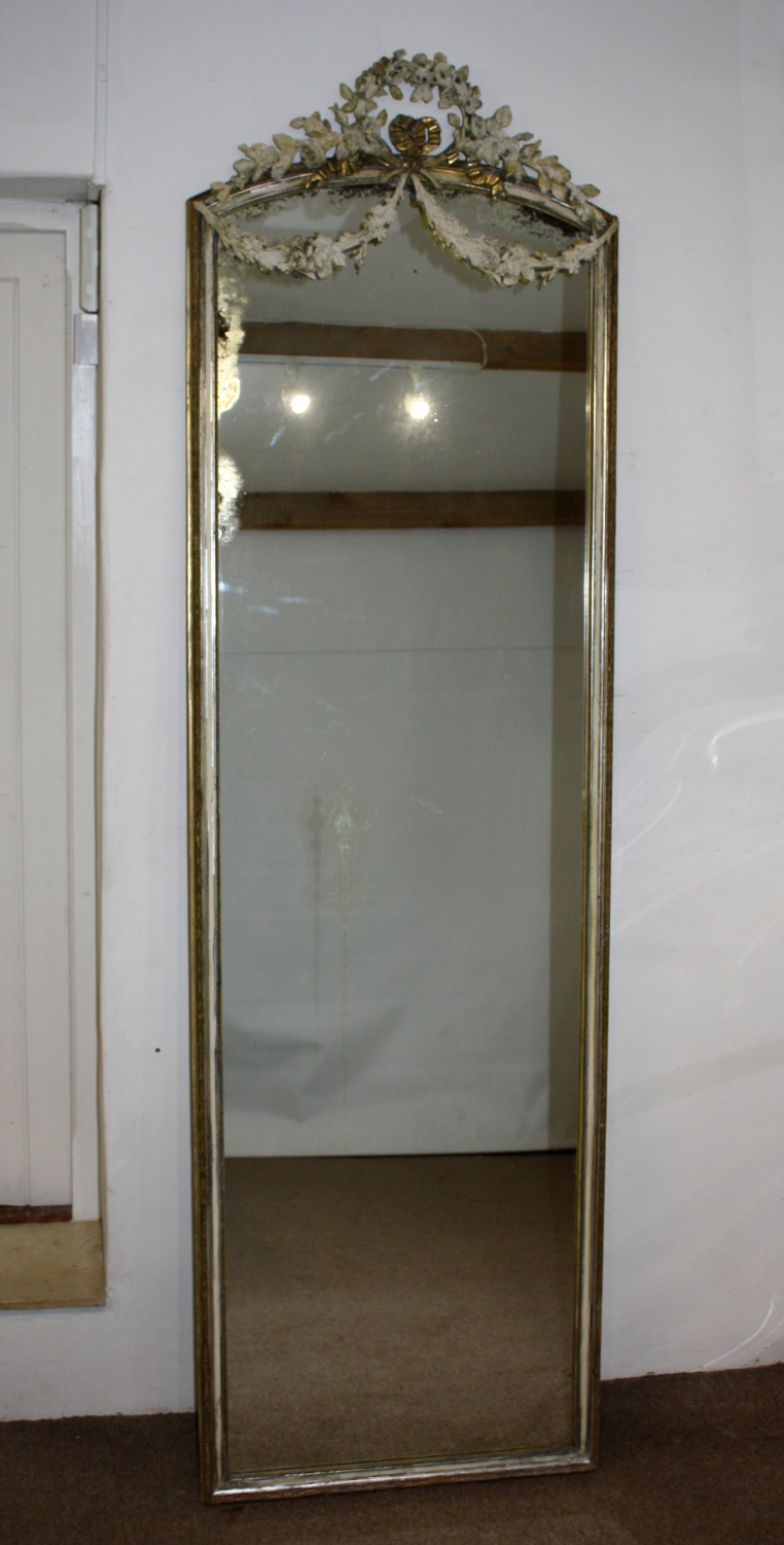 Tall And Narrow Mirror With Swags With Tall Narrow Mirror (Image 6 of 15)
