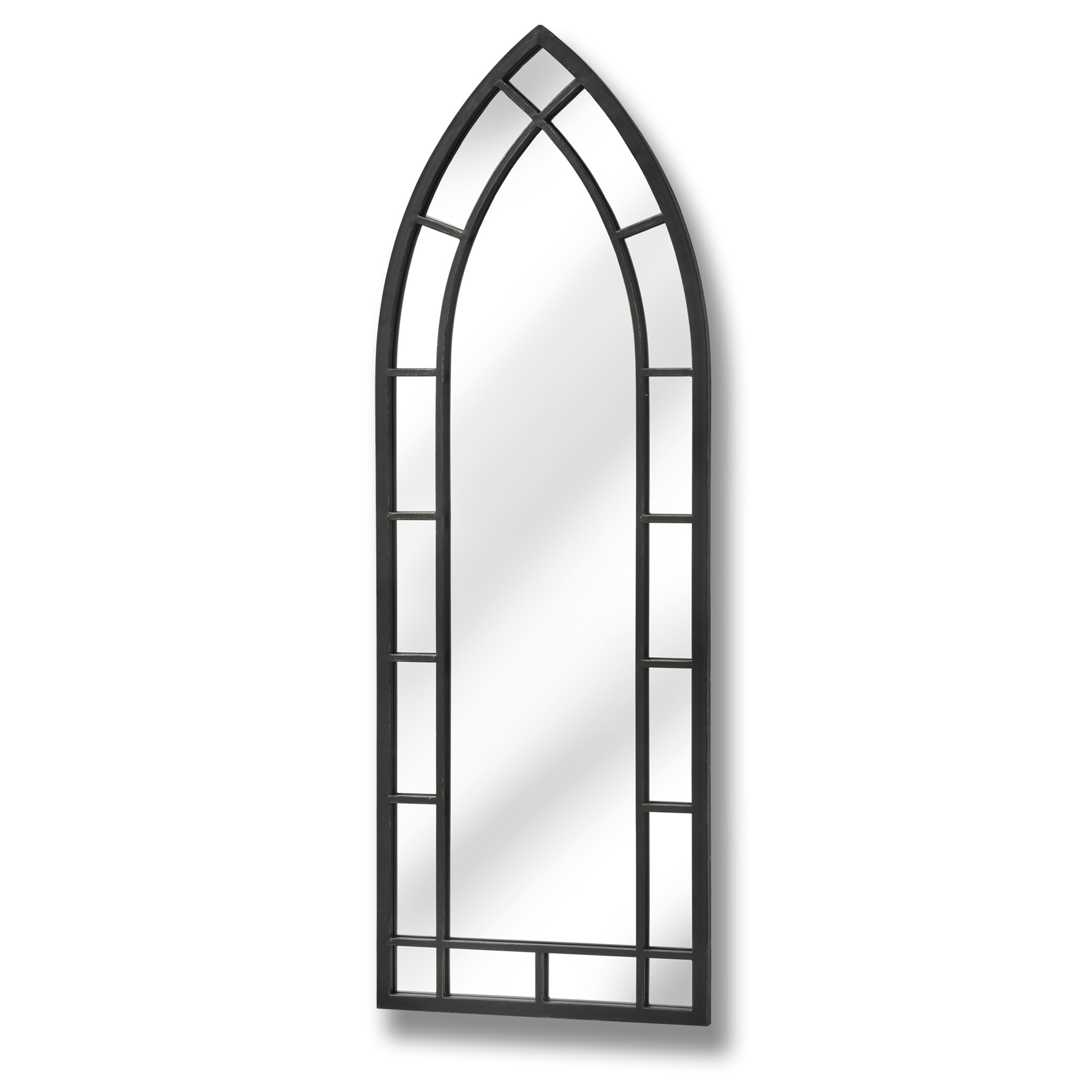 Tall Narrow Gothic Iron Garden Mirror Cosy Home Interiors In Tall Narrow Mirror (Image 10 of 15)