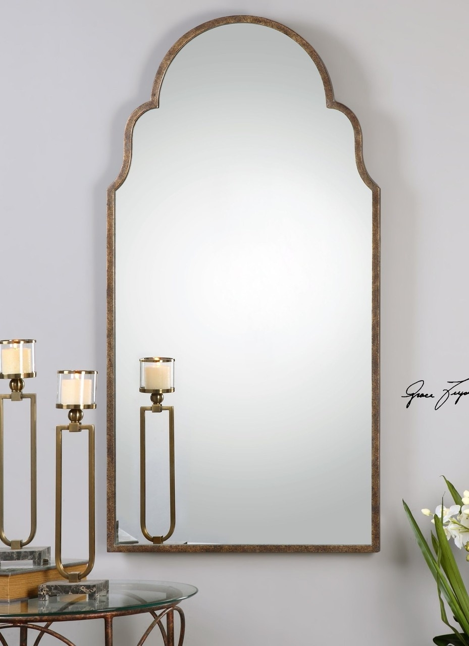 Tall Narrow Wall Mirrors Mirror Design Ideas Regarding Tall Narrow Mirror (View 10 of 15)