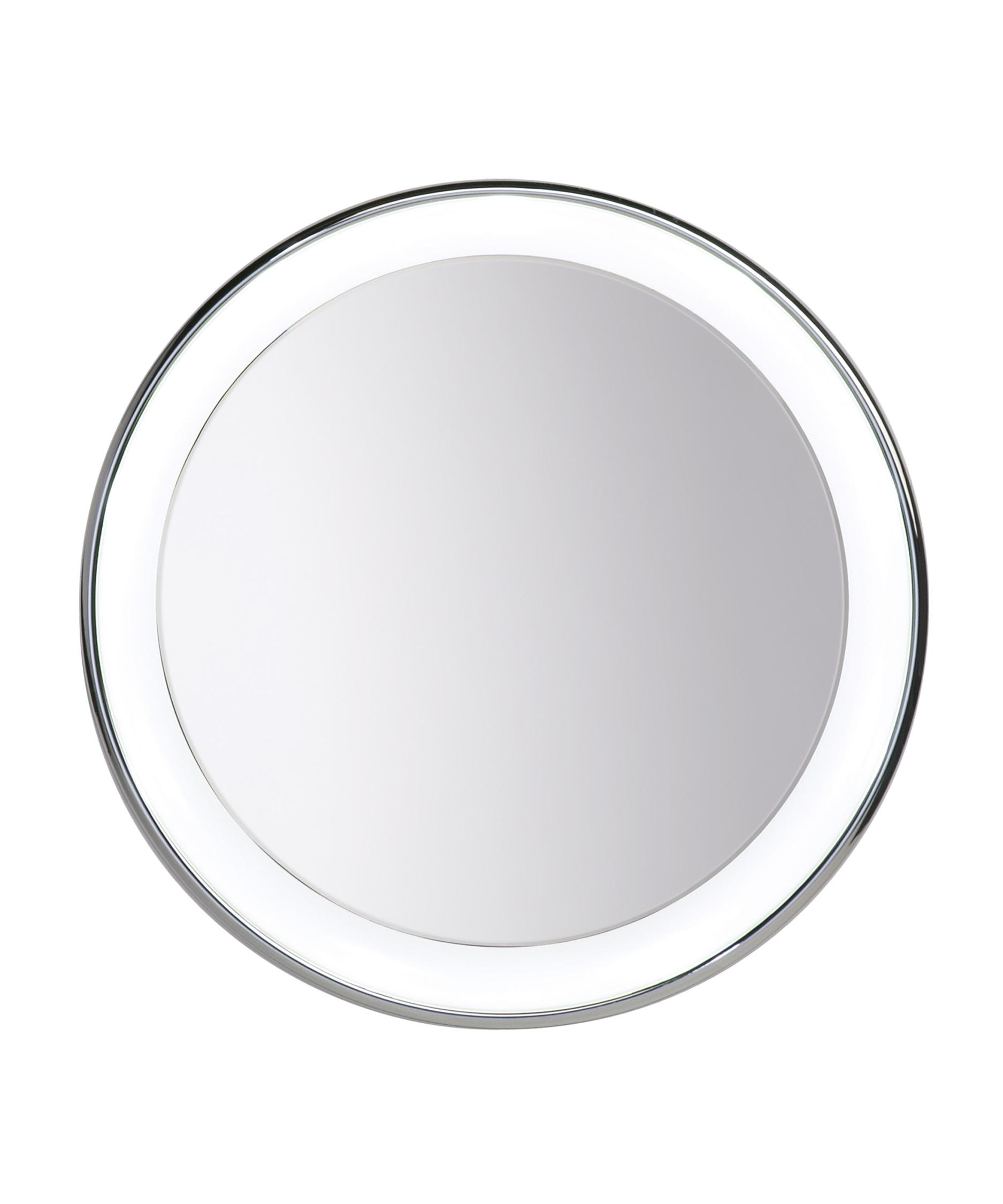 Tech Lighting 700bctigr Tigris 0 Inch Wall Mirror Capitol Inside Black Round Mirror (Image 15 of 15)