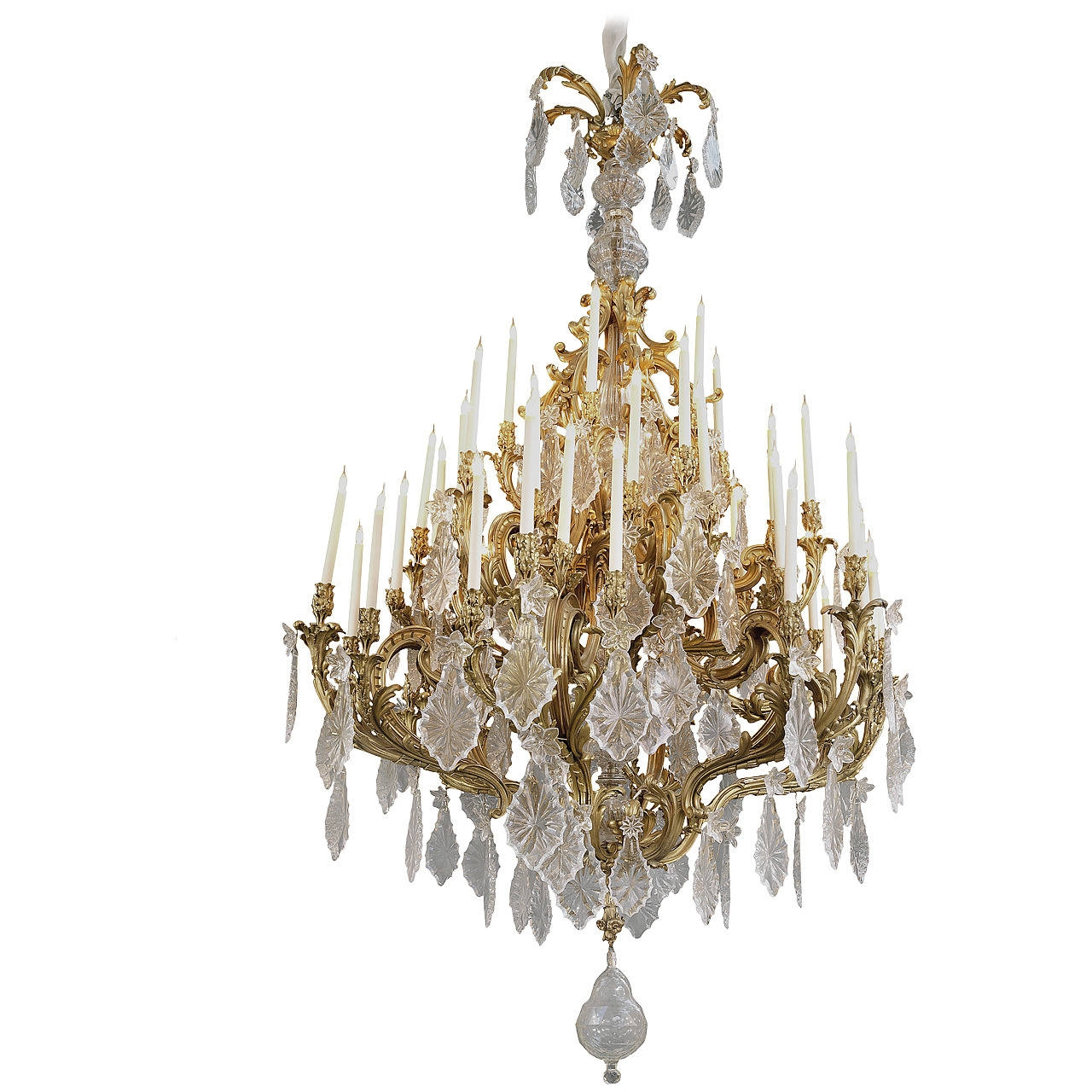 The 12 Most Expensive Lamps In The World Within Expensive Crystal Chandeliers (Image 12 of 15)