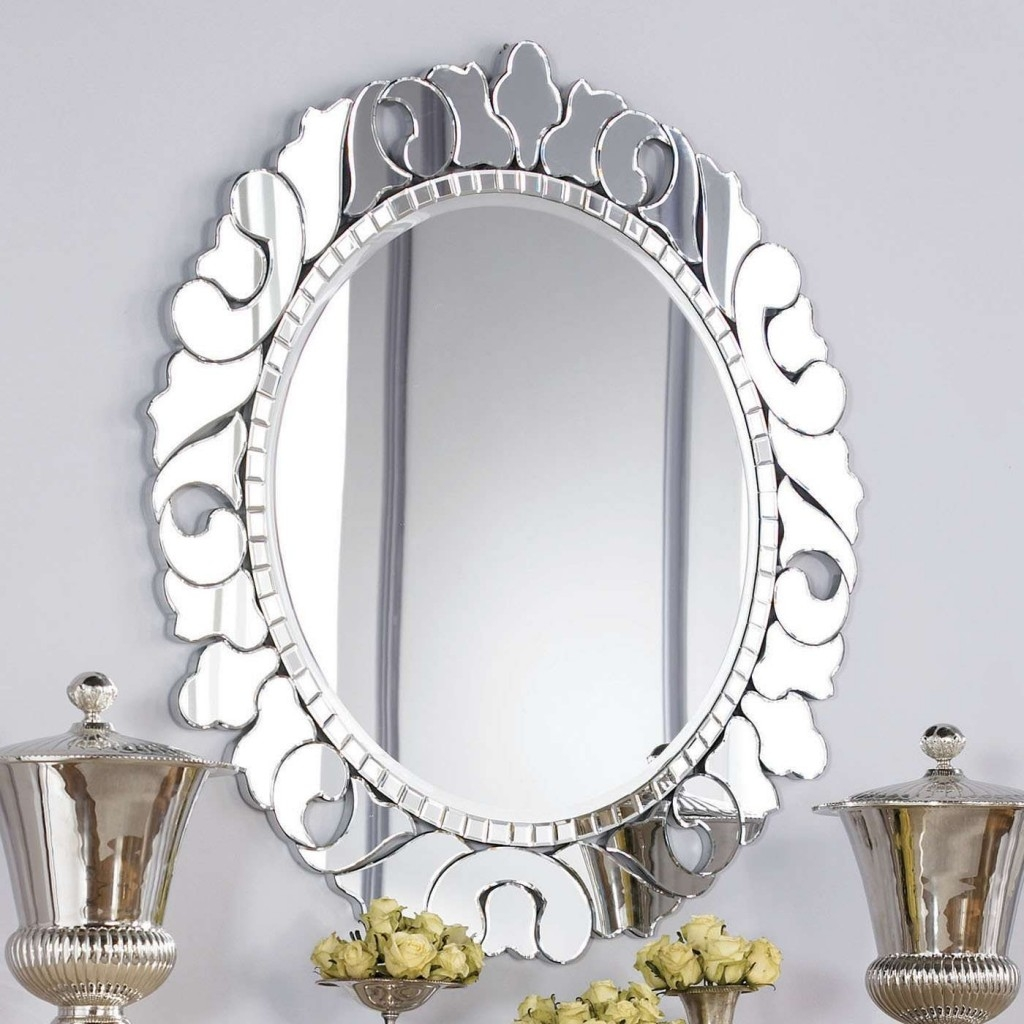 The 16 Most Beautiful Mirrors Ever Beautiful Models And Mirrors With Regard To Pretty Mirrors For Walls (Image 12 of 15)