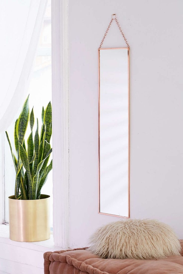 The 25 Best Full Length Mirrors Ideas On Pinterest Pertaining To Long Length Mirror (Image 15 of 15)