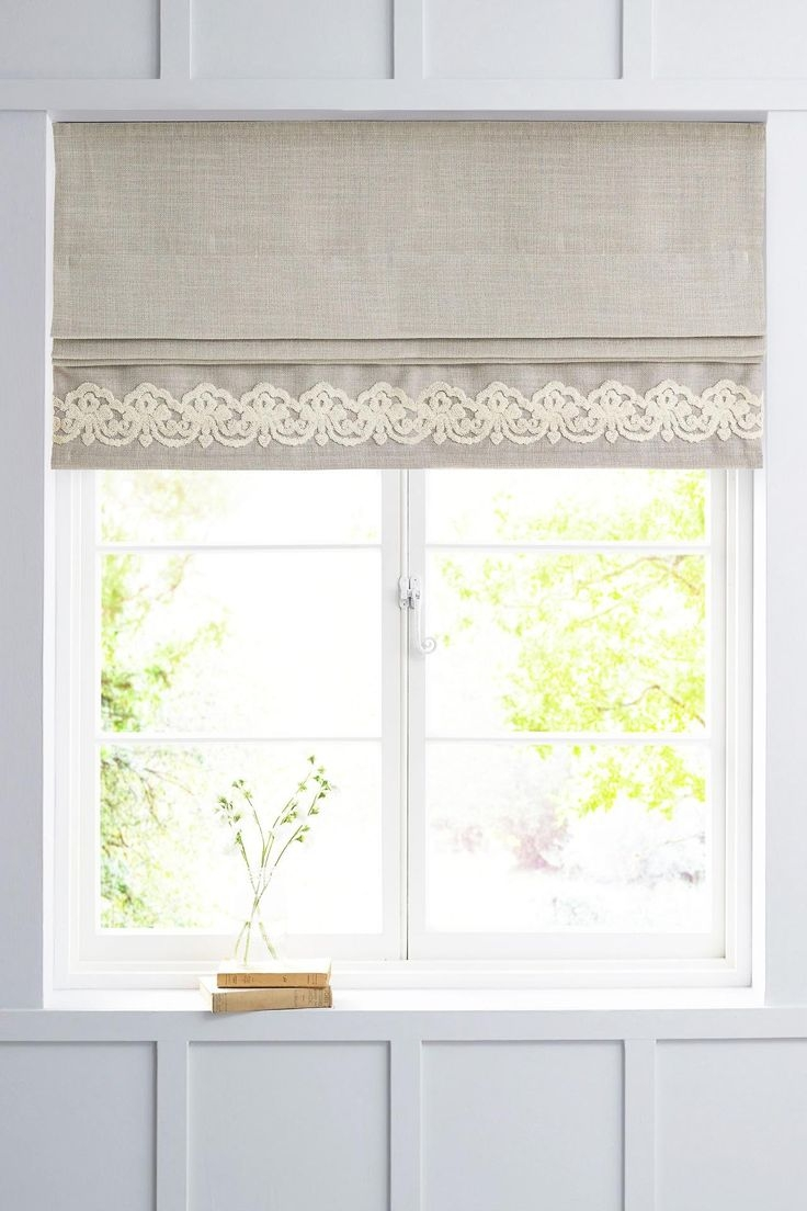 The 25 Best Roman Blinds Ideas On Pinterest Diy Roman Blinds In Neutral Roman Blinds (View 5 of 15)