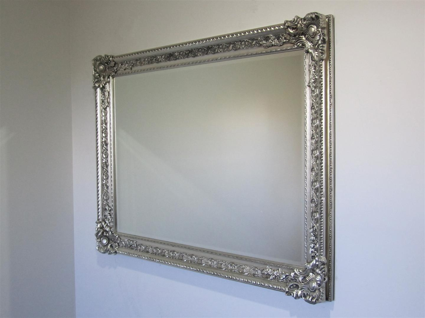The Obelle Ornate Mirror 1200 X 950 Freestyle Mirrors Regarding Ornate Mirrors (Image 14 of 15)