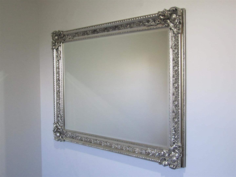 The Obelle Ornate Mirror 1200 X 950 Freestyle Mirrors Regarding Ornate Mirrors (View 15 of 15)