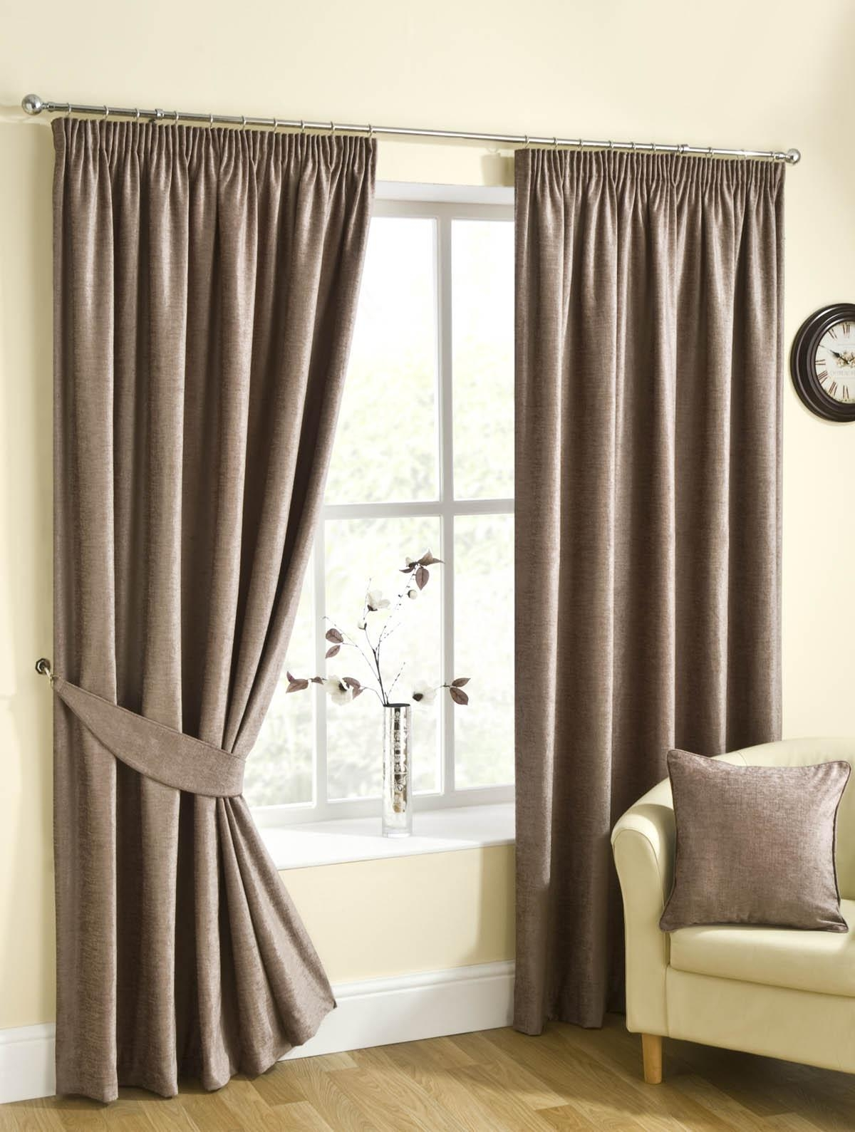 Thick Curtains Affordable Curtains Available Terrys Fabrics Regarding Heavy Lined Curtains (Image 11 of 15)