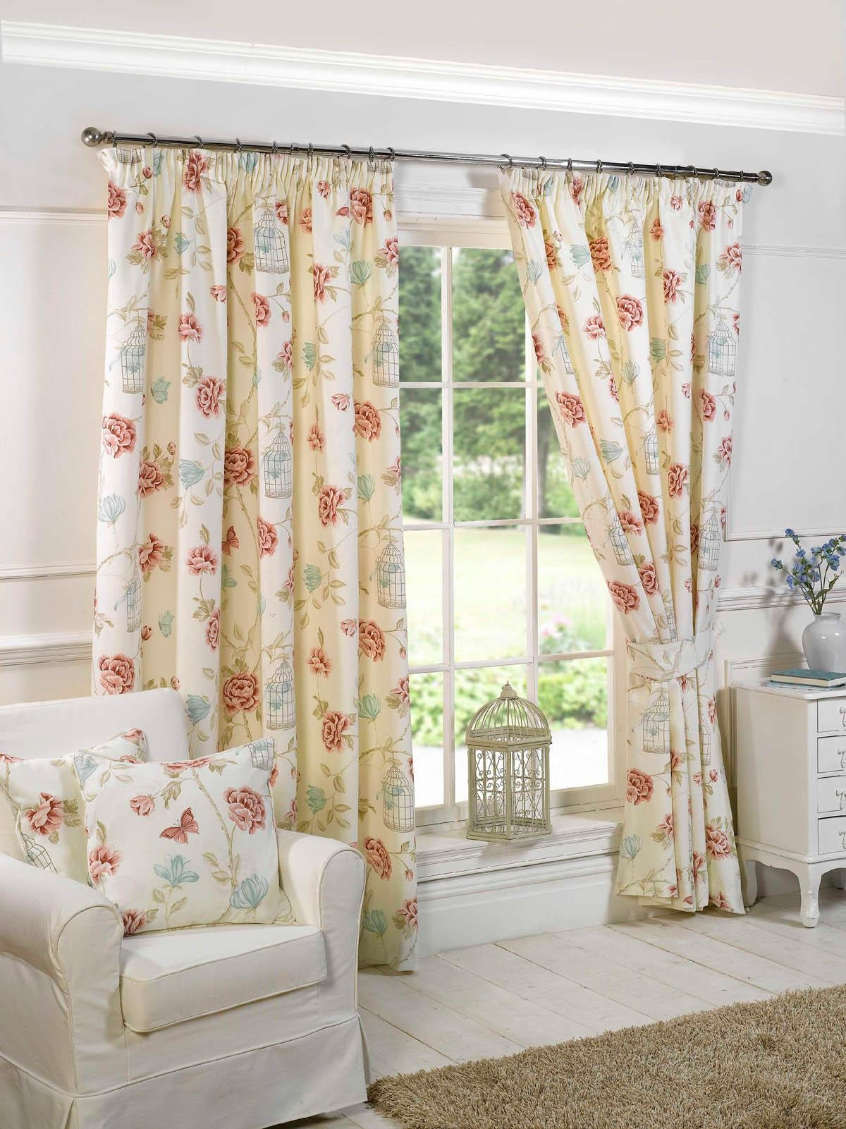 Thick Curtains For Bedroom Curtain Idea Also Short Drop Blackout In Short Drop Ready Made Curtains (View 5 of 15)