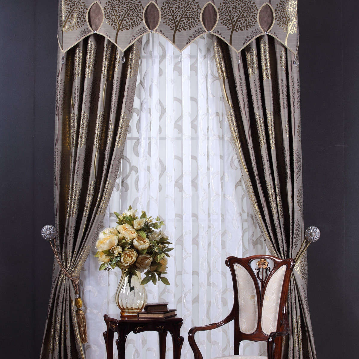 Thick Curtains For Bedroom Curtain Idea Also Short Drop Blackout Intended For Thick Bedroom Curtains (View 7 of 15)