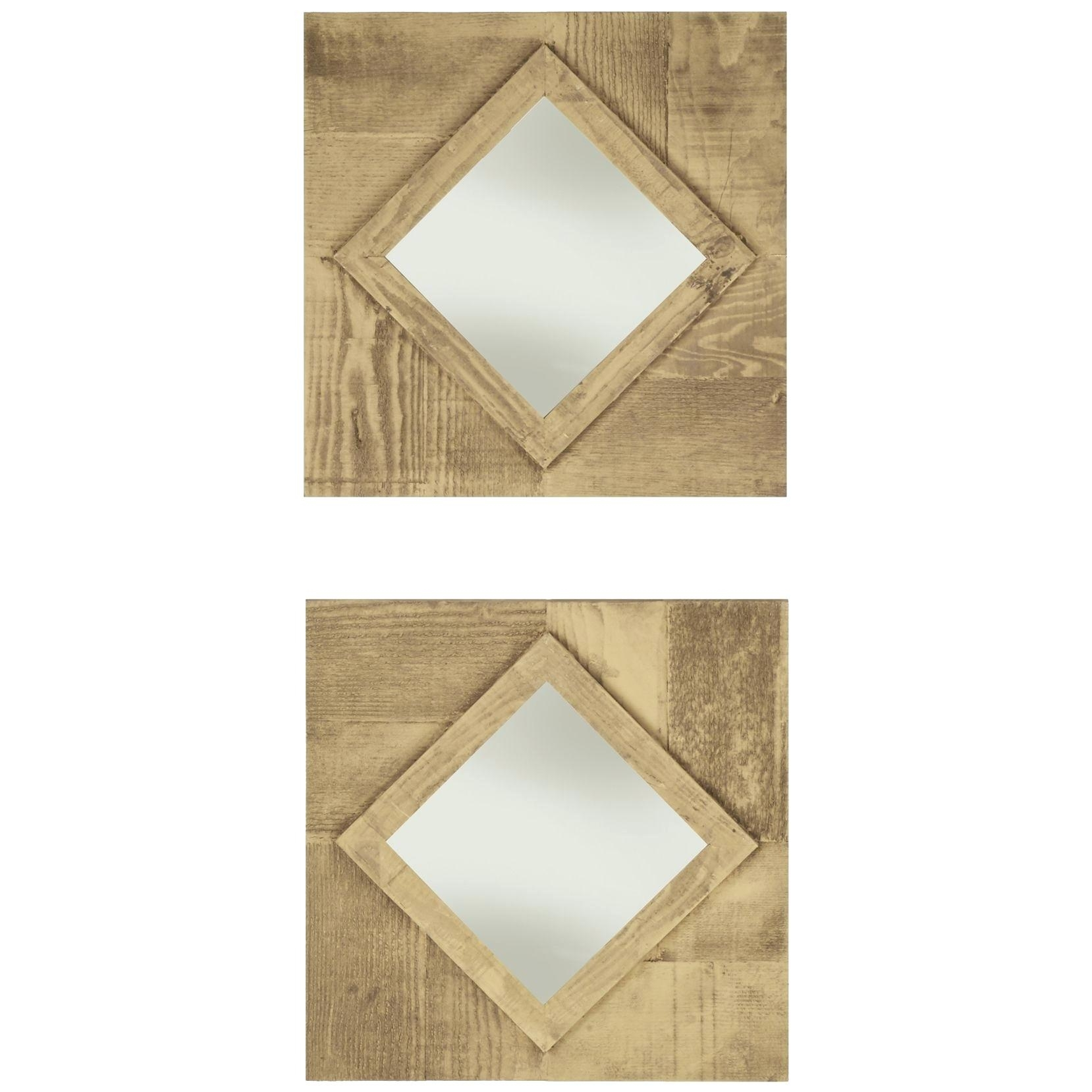 Three Way Mirror Unusual Shaped Mirrors Long Rectangular In Unusual Shaped Mirrors (Image 11 of 15)