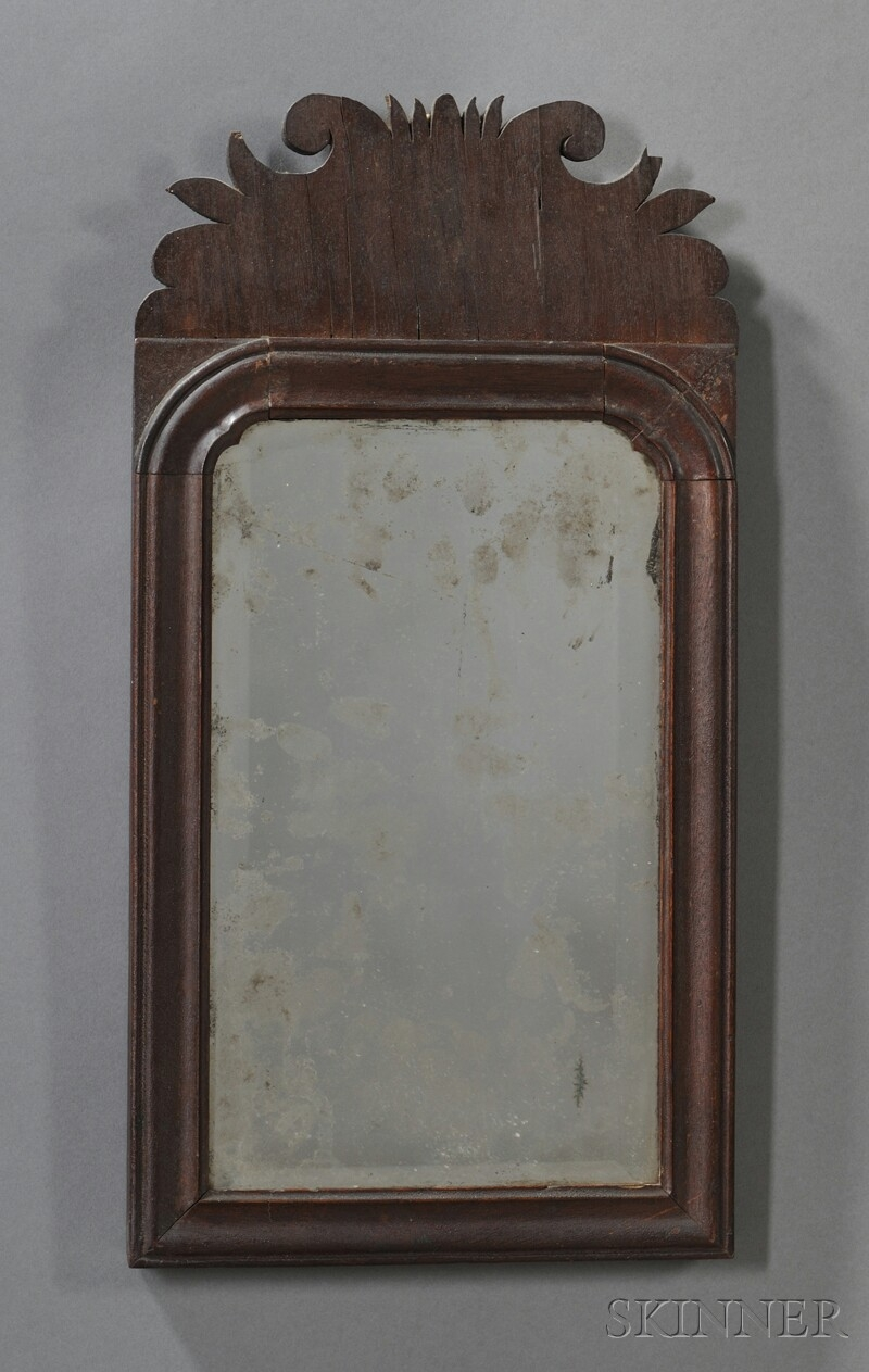 Tiger Maple Chippendale Mirror Antique Tiger Maple Pinterest With Regard To Old Looking Mirrors (Image 14 of 15)