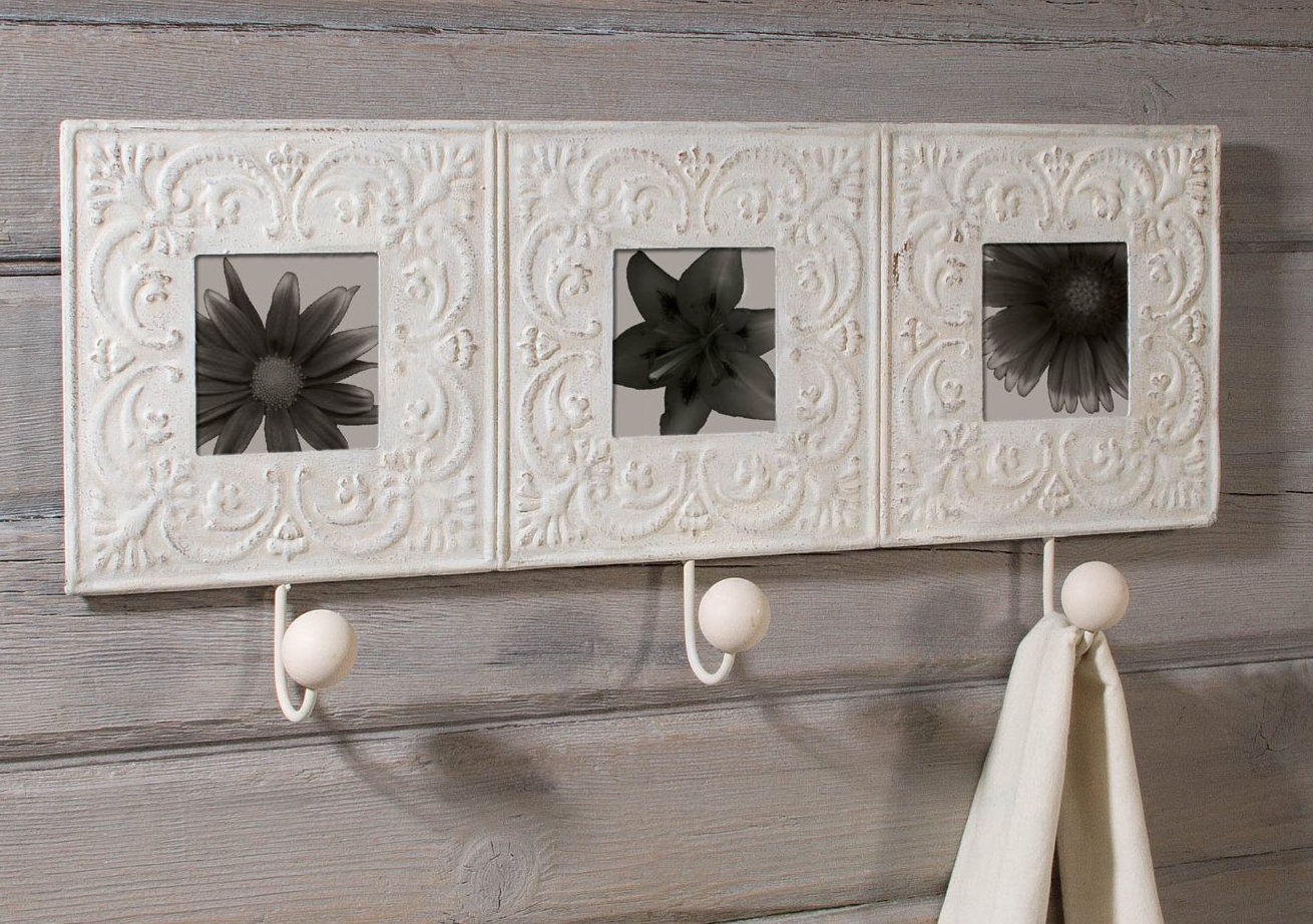 Tin Ceiling Tile Frames Mirrors Bulletin Boards Home Decor With Regard To Pressed Tin Mirrors (View 15 of 15)