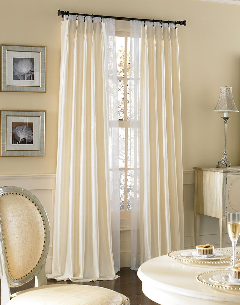 Tips Before Buying Curtain Panels New Interiors Design For Your Home For Silky Curtains (Image 15 of 15)
