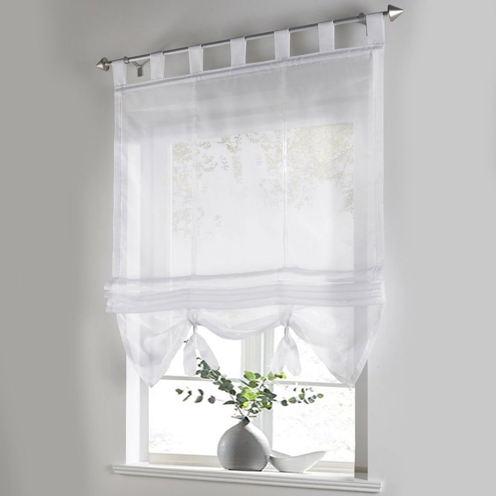 Tips Ideas For Choosing Bathroom Window Curtains With Photos With Curtains For Bathrooms Windows (Image 13 of 15)