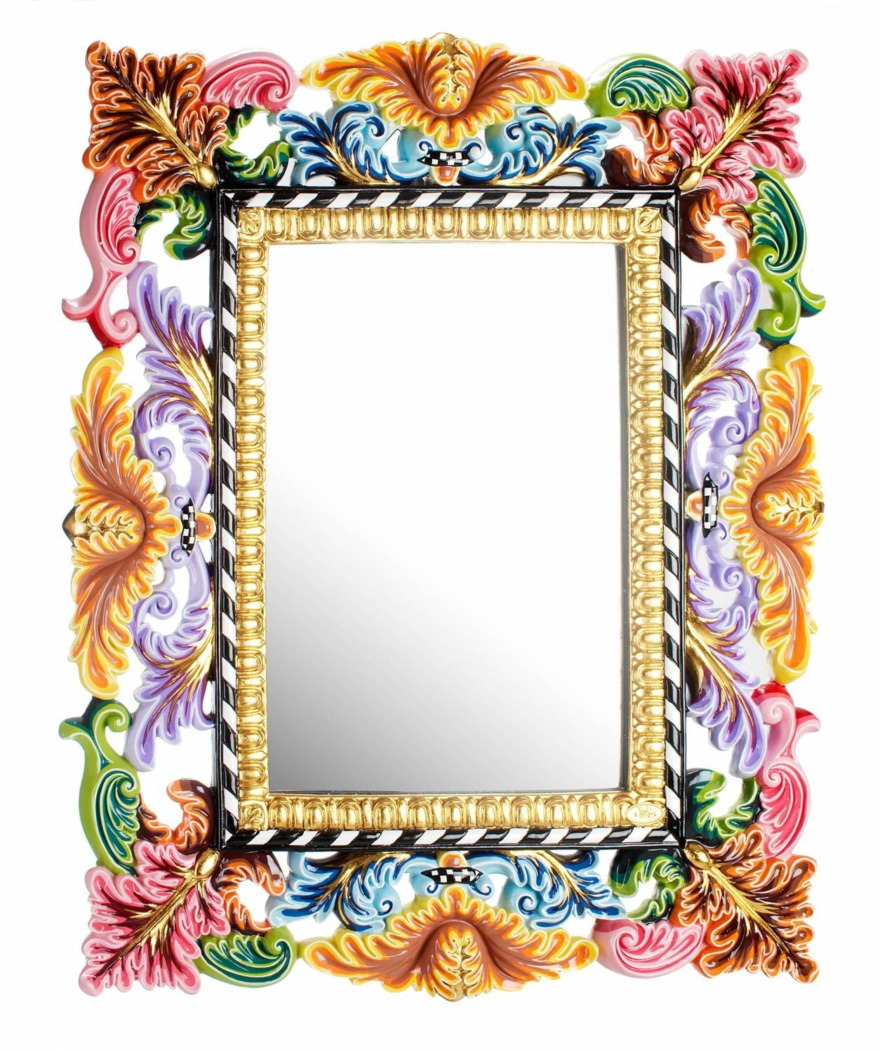 Toms Drag Baroque Mirror 3714 Online Shop Regarding Baroque Mirror Frame (Image 13 of 15)
