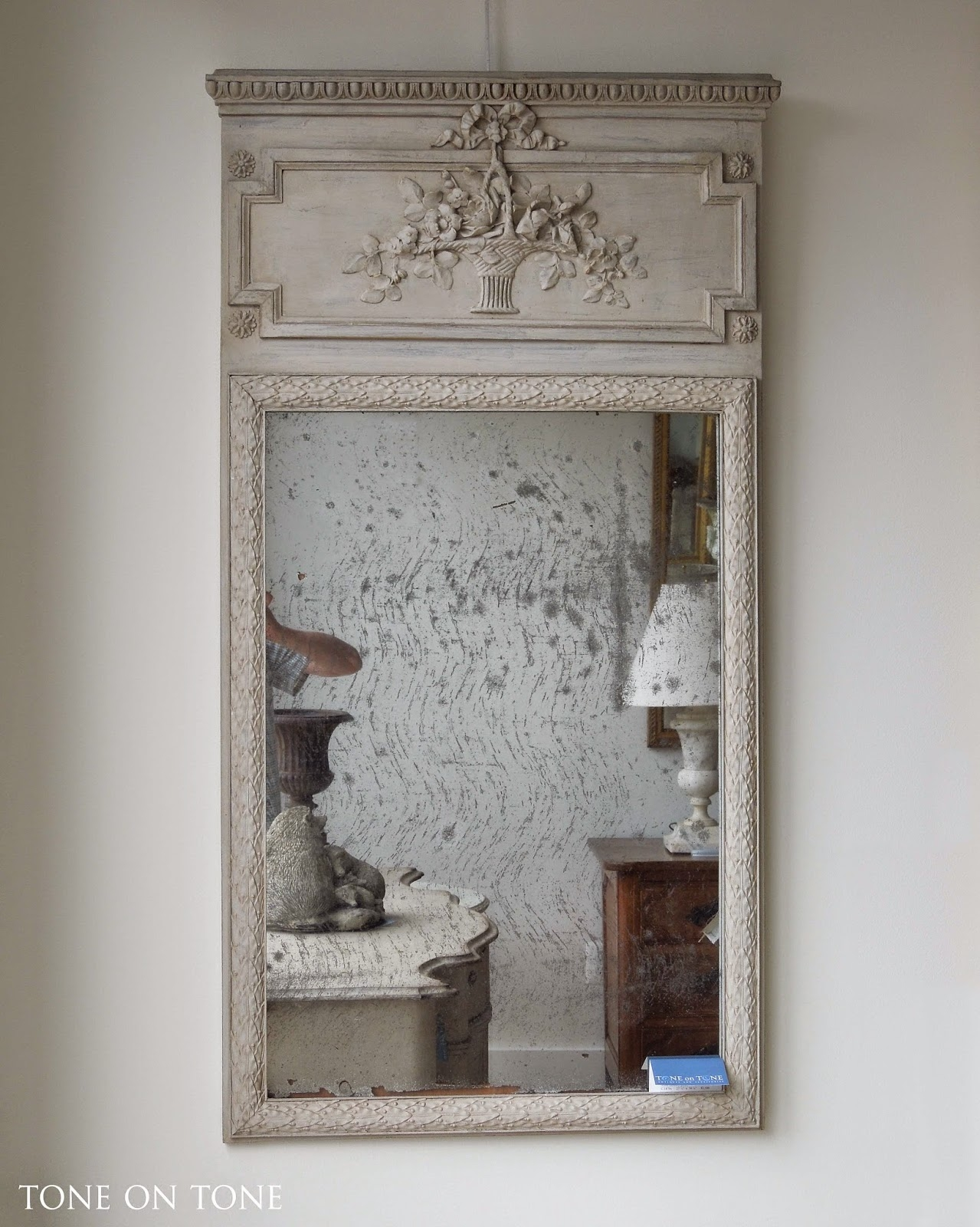 Tone On Tone May 2015 With Old French Mirrors (Image 15 of 15)