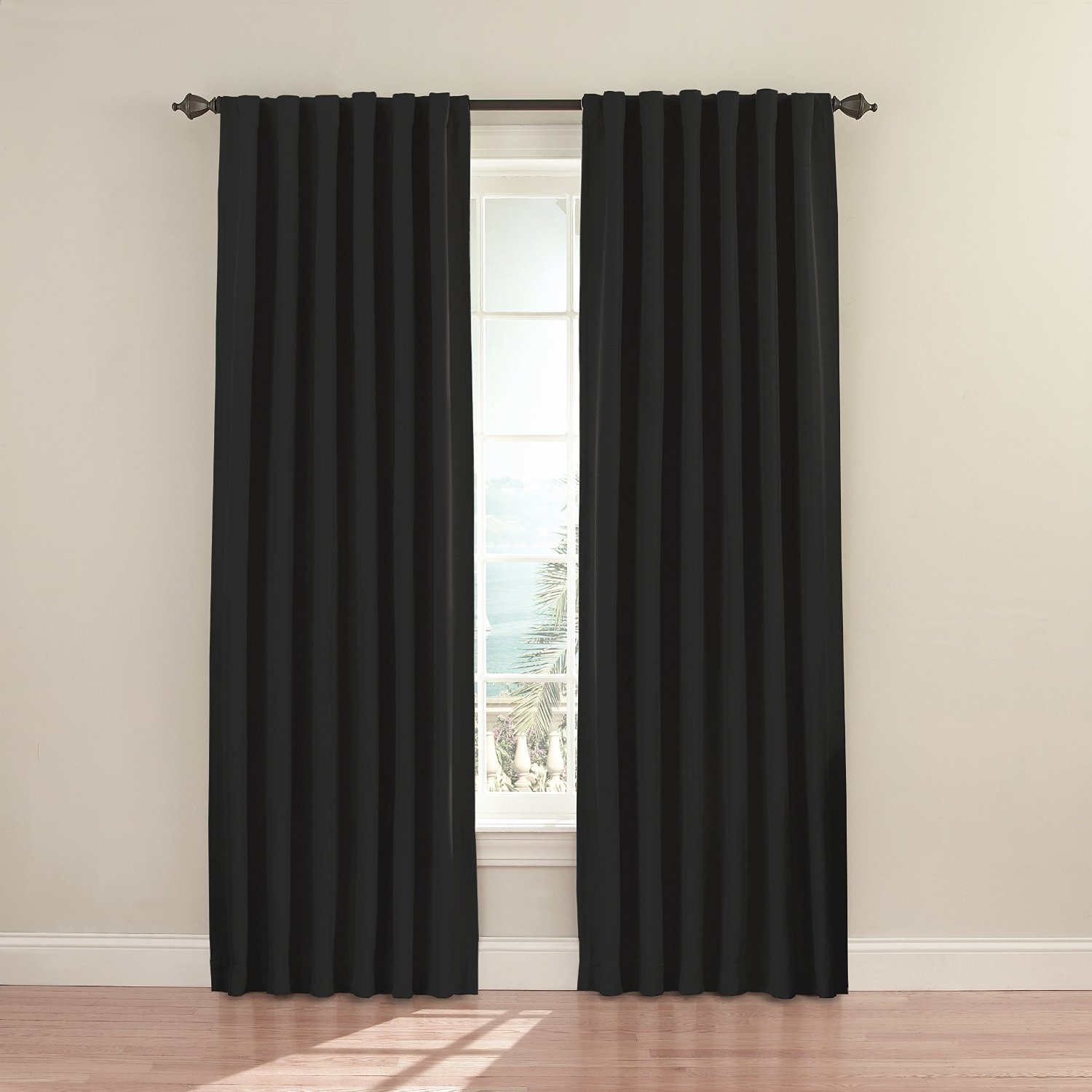 Top 8 Best Blackout Curtains 2017 Best Home Blackout Curtains Pertaining To Noise And Light Blocking Curtains (Image 14 of 15)