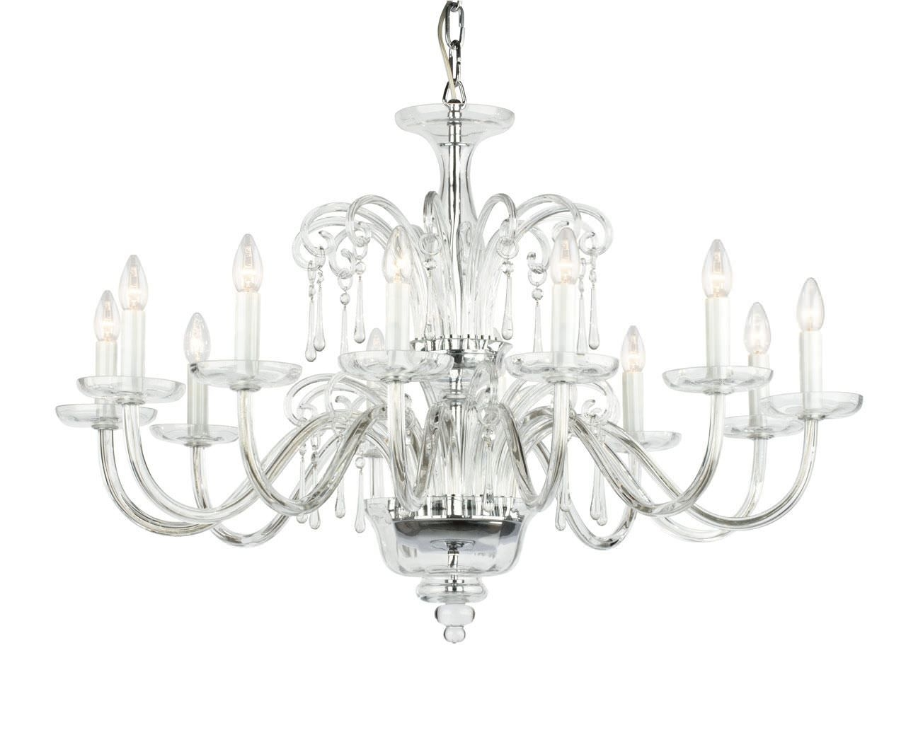 Traditional Chandelier Clear Crystal Traditional Chandelier Within Traditional Chandeliers (Image 11 of 15)