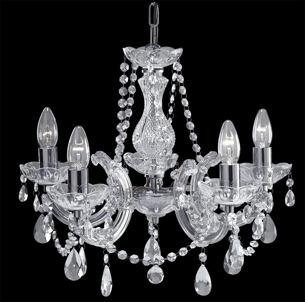 Traditional Chandeliers Traditional Crystal Ceiling Chandeliers Throughout Traditional Chandeliers (Image 14 of 15)
