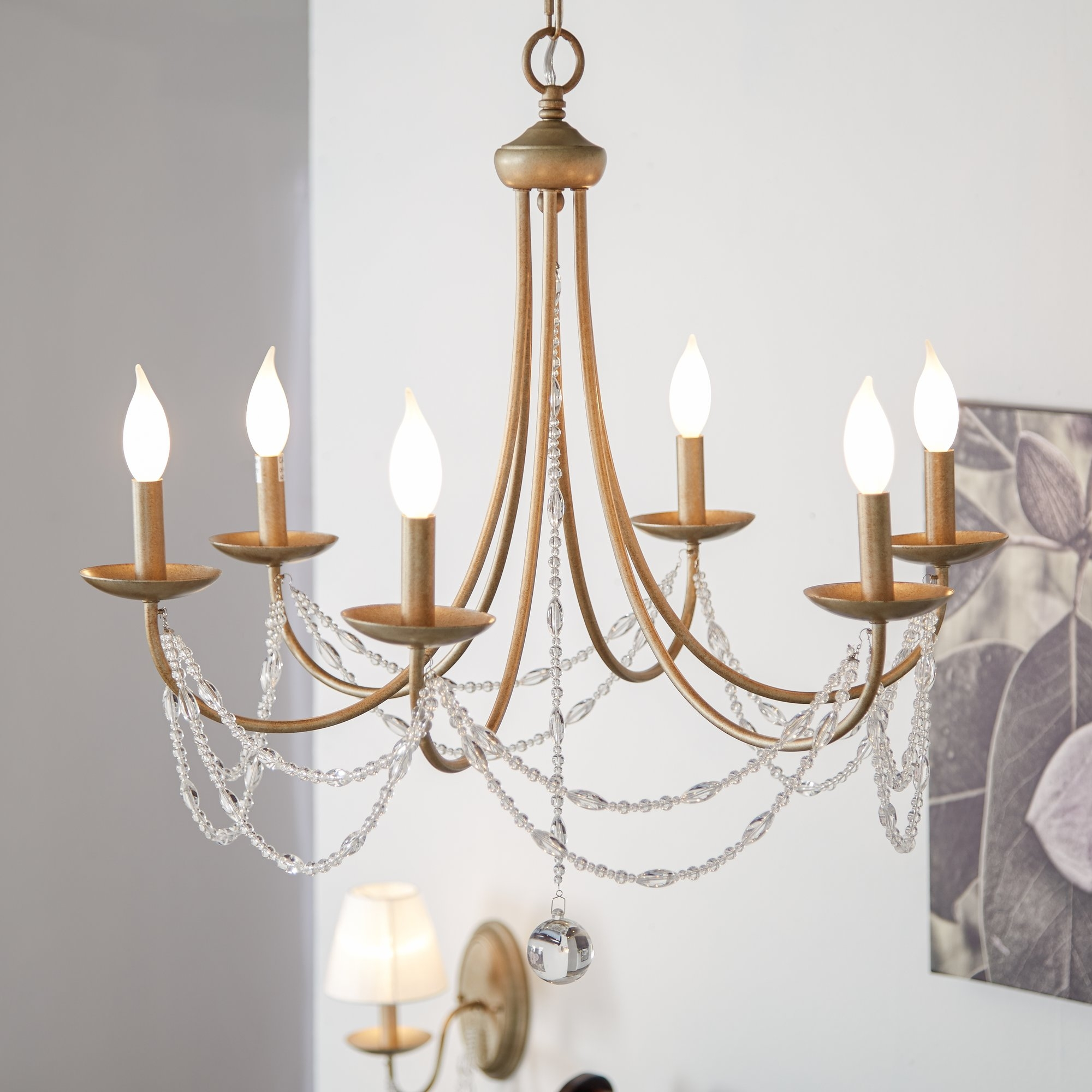 Traditional Chandeliers Youll Love Wayfair Pertaining To Traditional Chandeliers (Image 15 of 15)