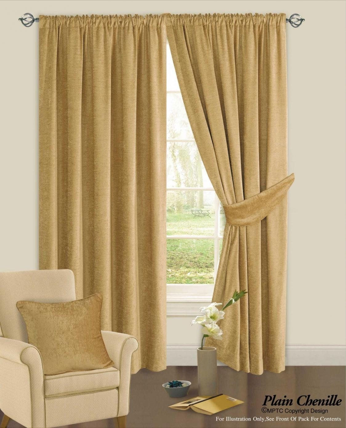 Featured Image of Ready Made Curtains For Large Bay Windows